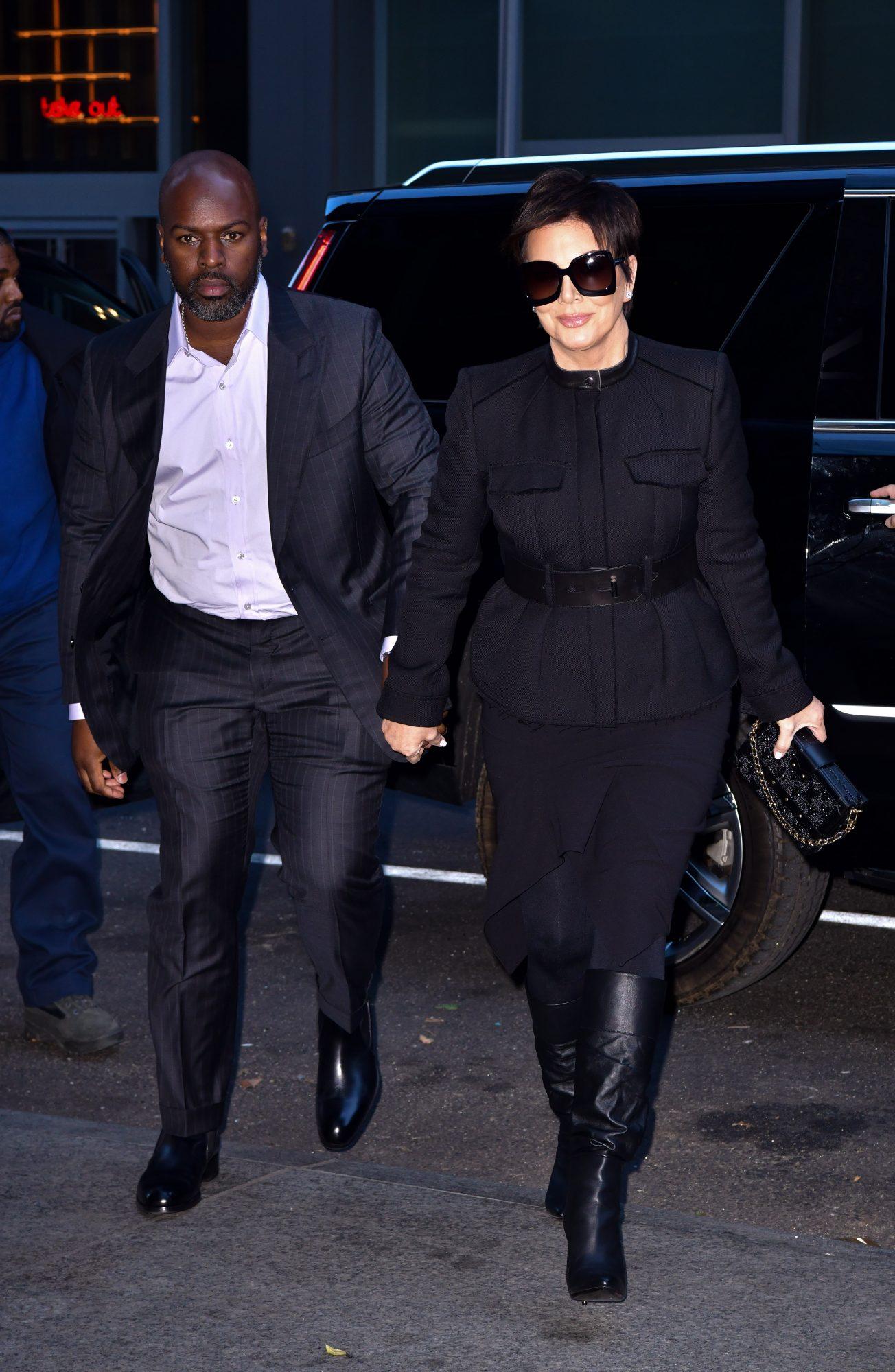 Celebrity Sightings in New York City - November 6, 2019