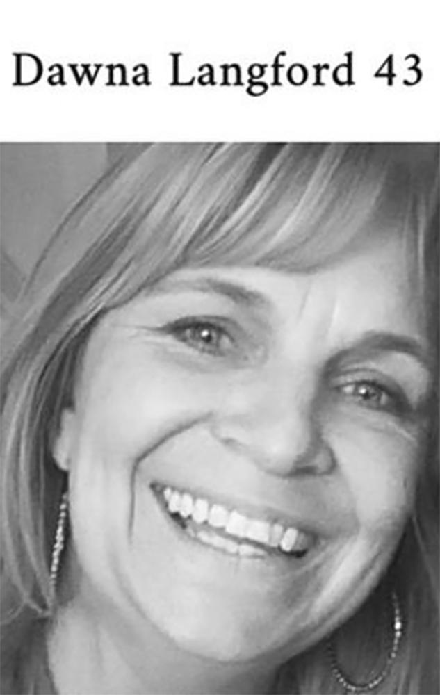 Dawna Langford, 43