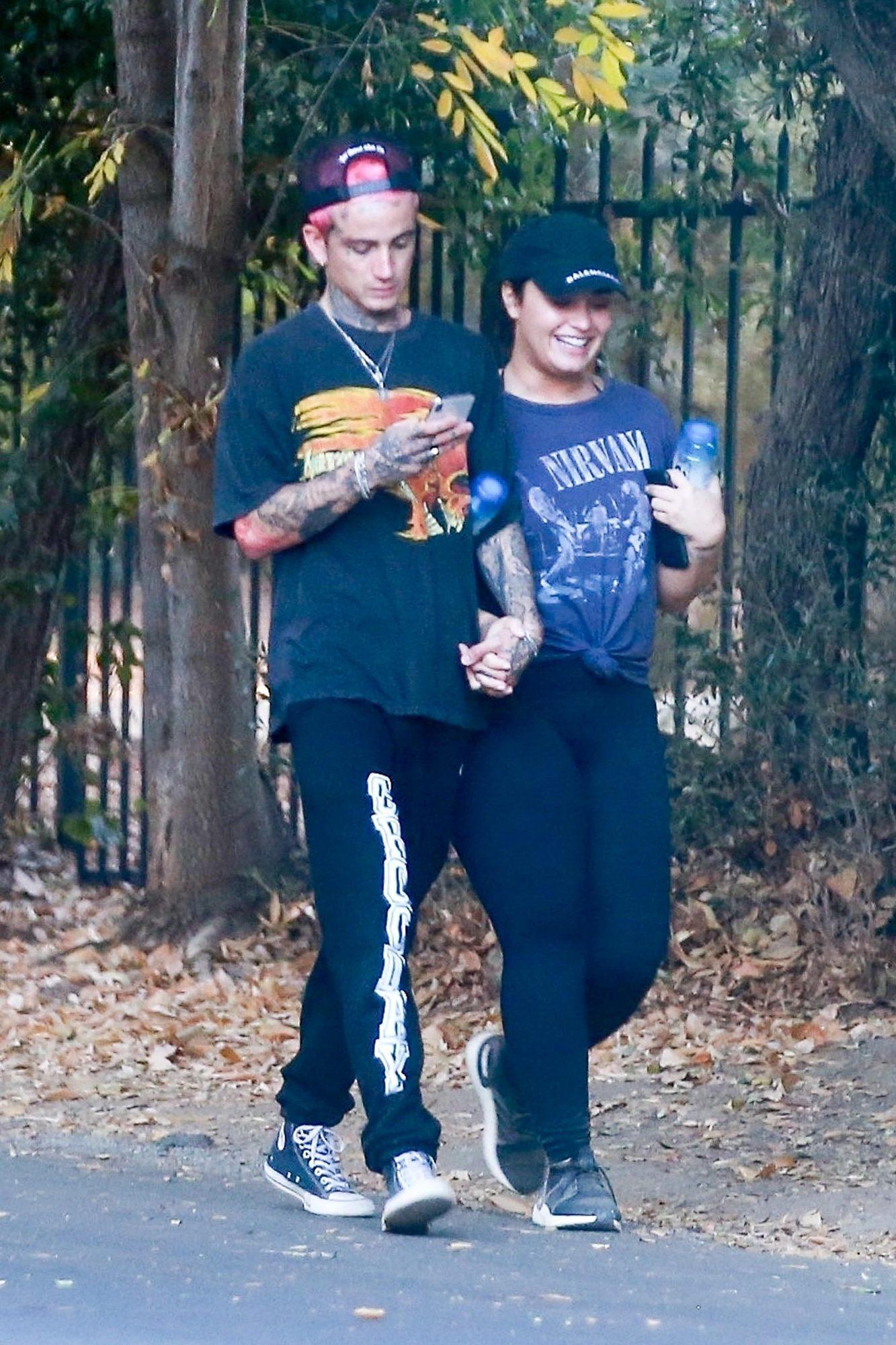 Demi Lovato, Austin Wilson
