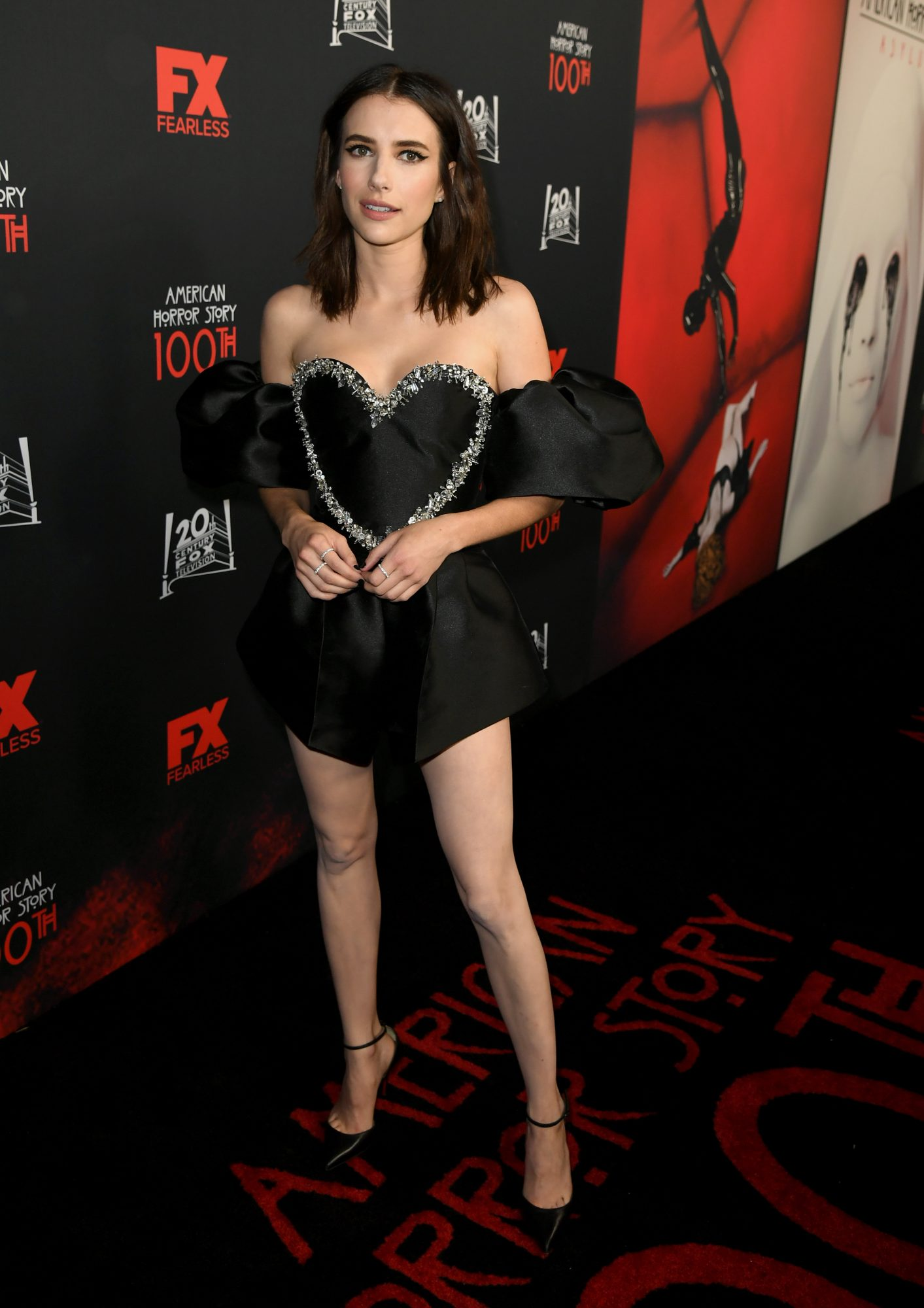 "FX's ""American Horror Story"" 100th Episode Celebration - Red Carpet"