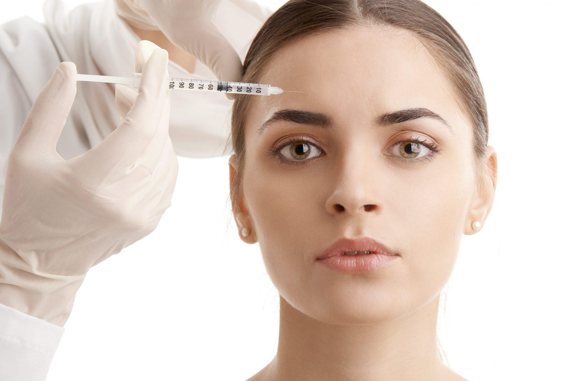 botox, piel, skincare