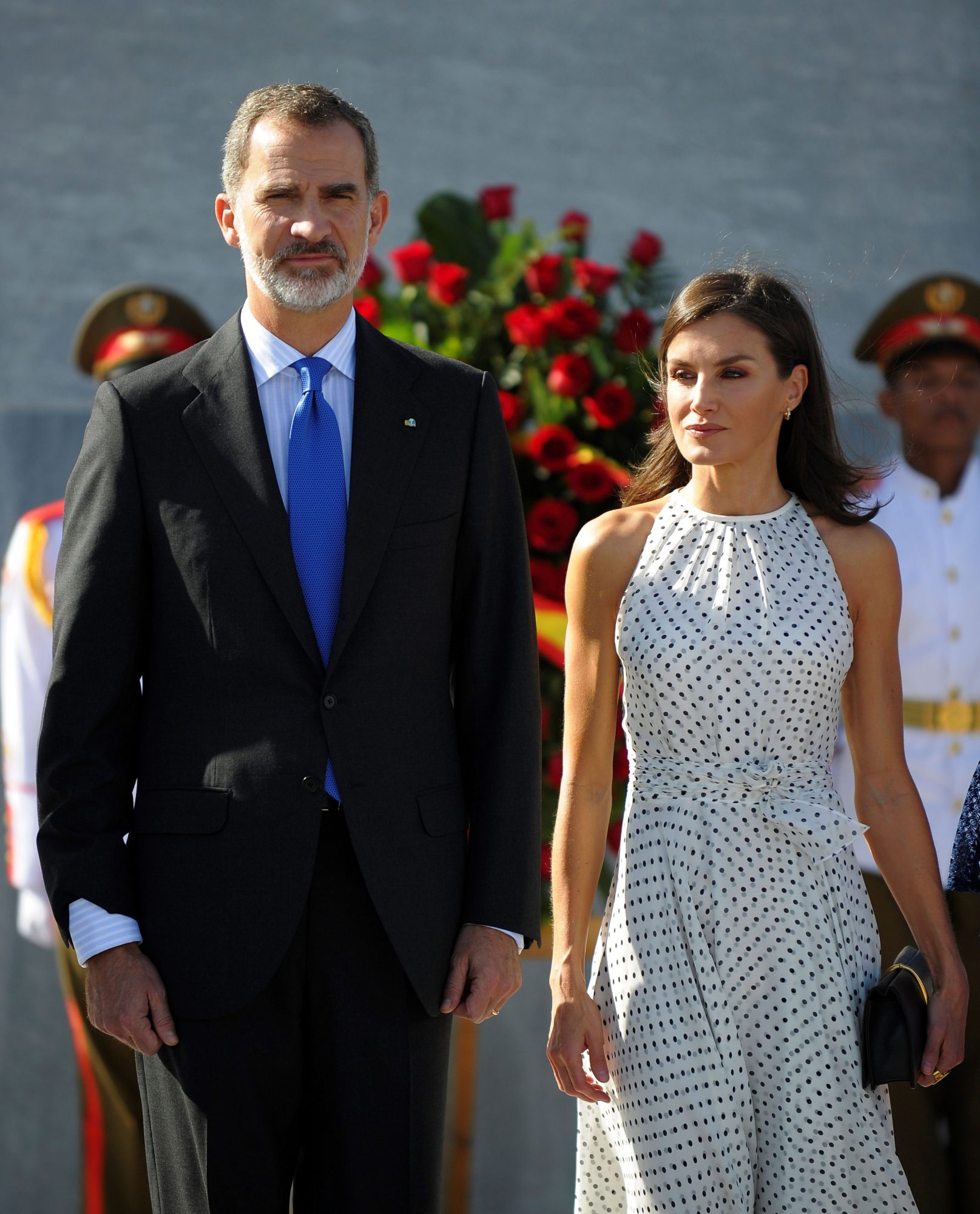 CUBA-SPAIN-DIPLOMACY-FELIPE VI