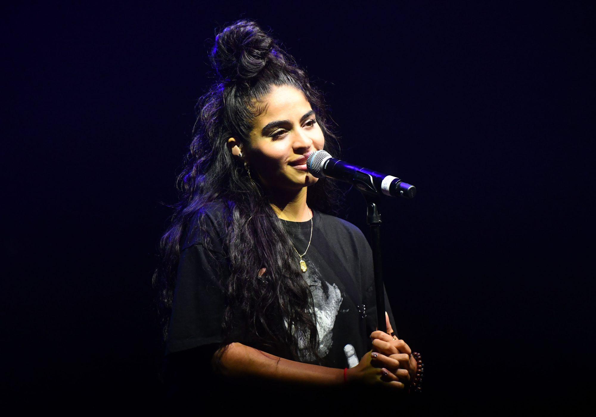 Jessie Reyez Performs At The Wiltern