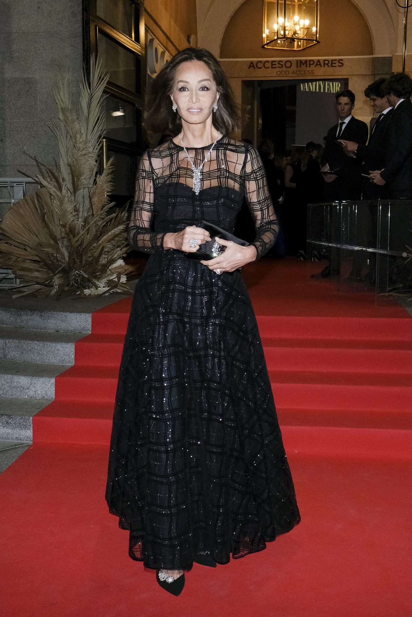 Vanity Fair Personality Of Year Awards 2019 In Madrid