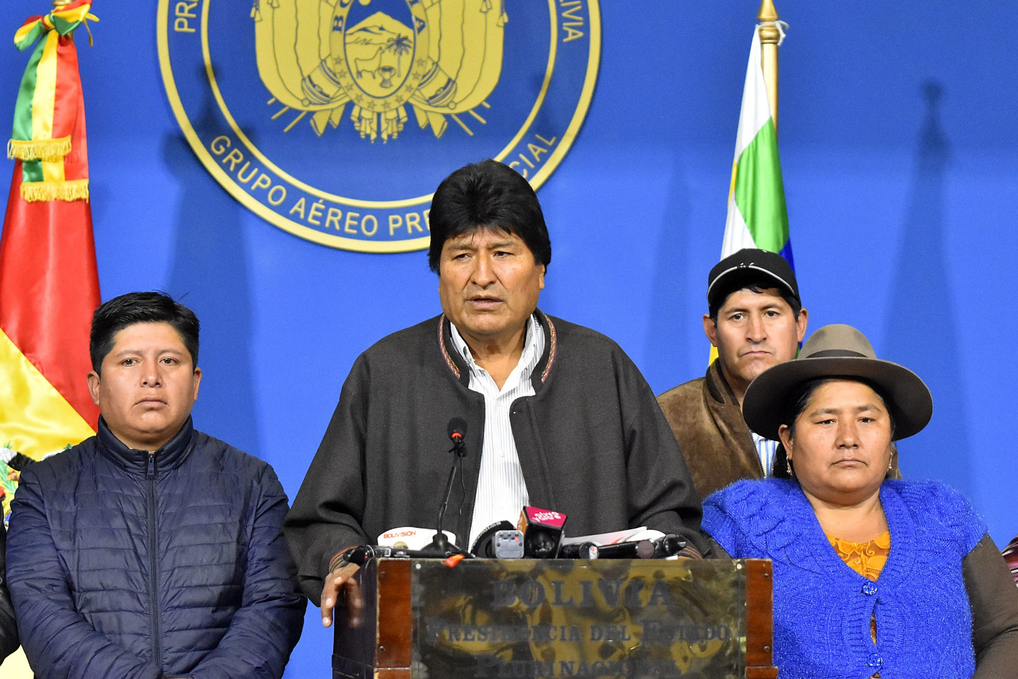 Political Turmoil in Bolivia: Morales Calls For New Elections And Later Resigns