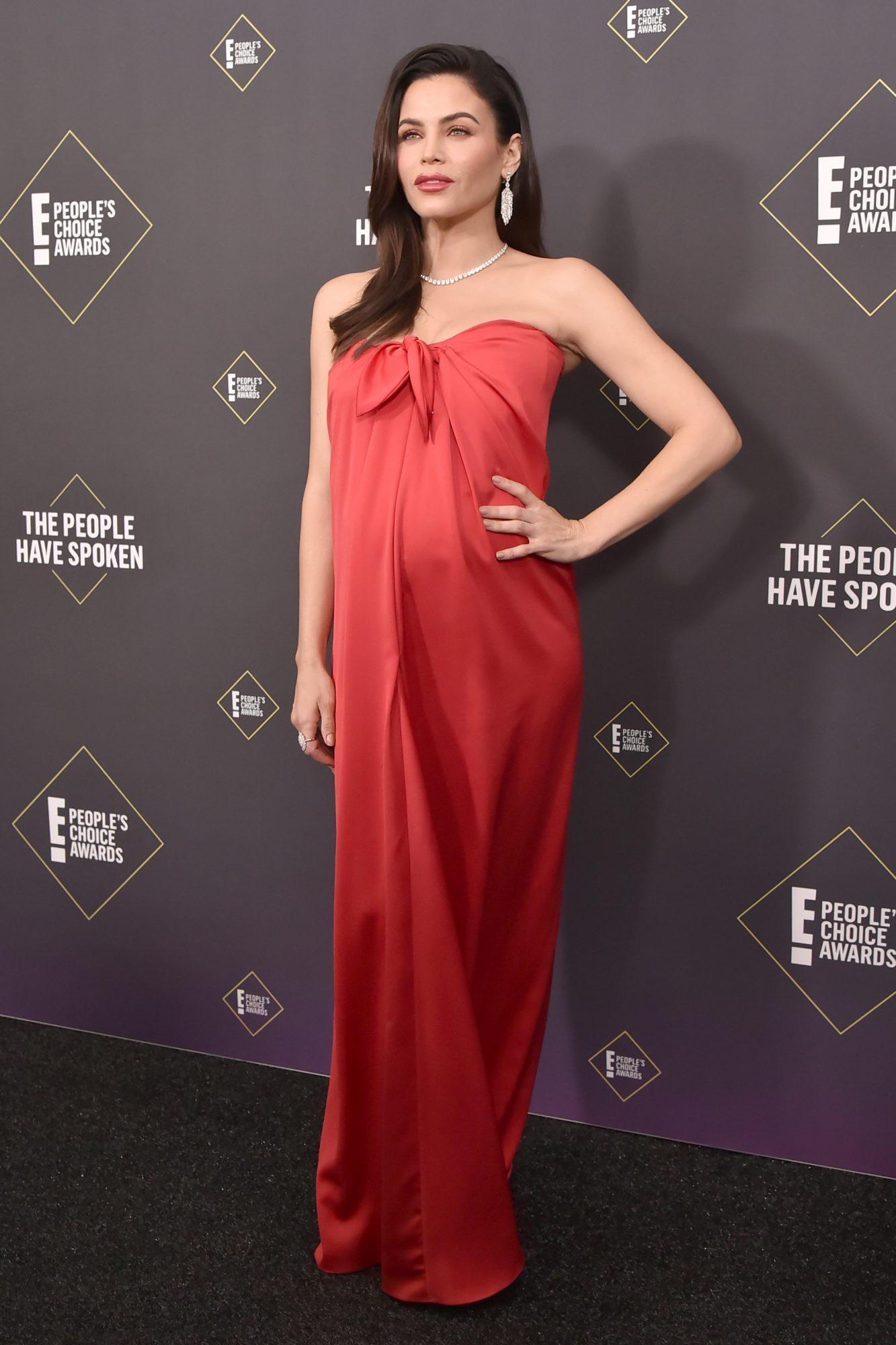 2019 E! People's Choice Awards - Press Room
