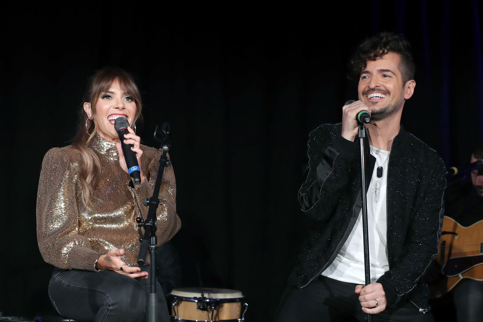 Kany García y Tommy Torres Latin Grammy
