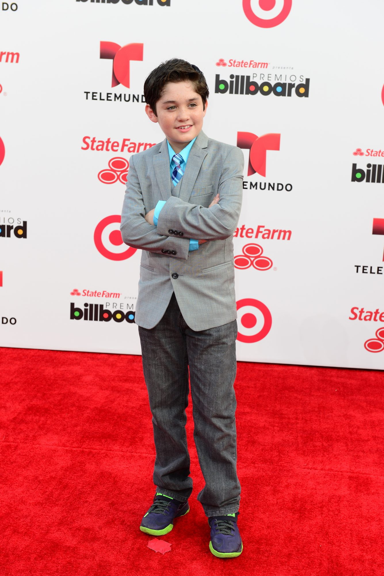 2014 Billboard Latin Music Awards - Arrivals