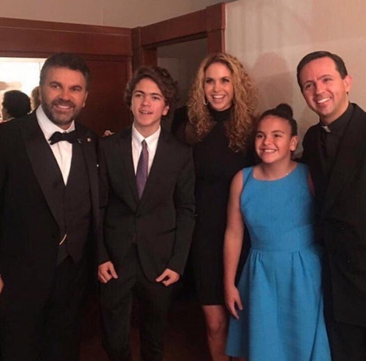 Lucero, familia