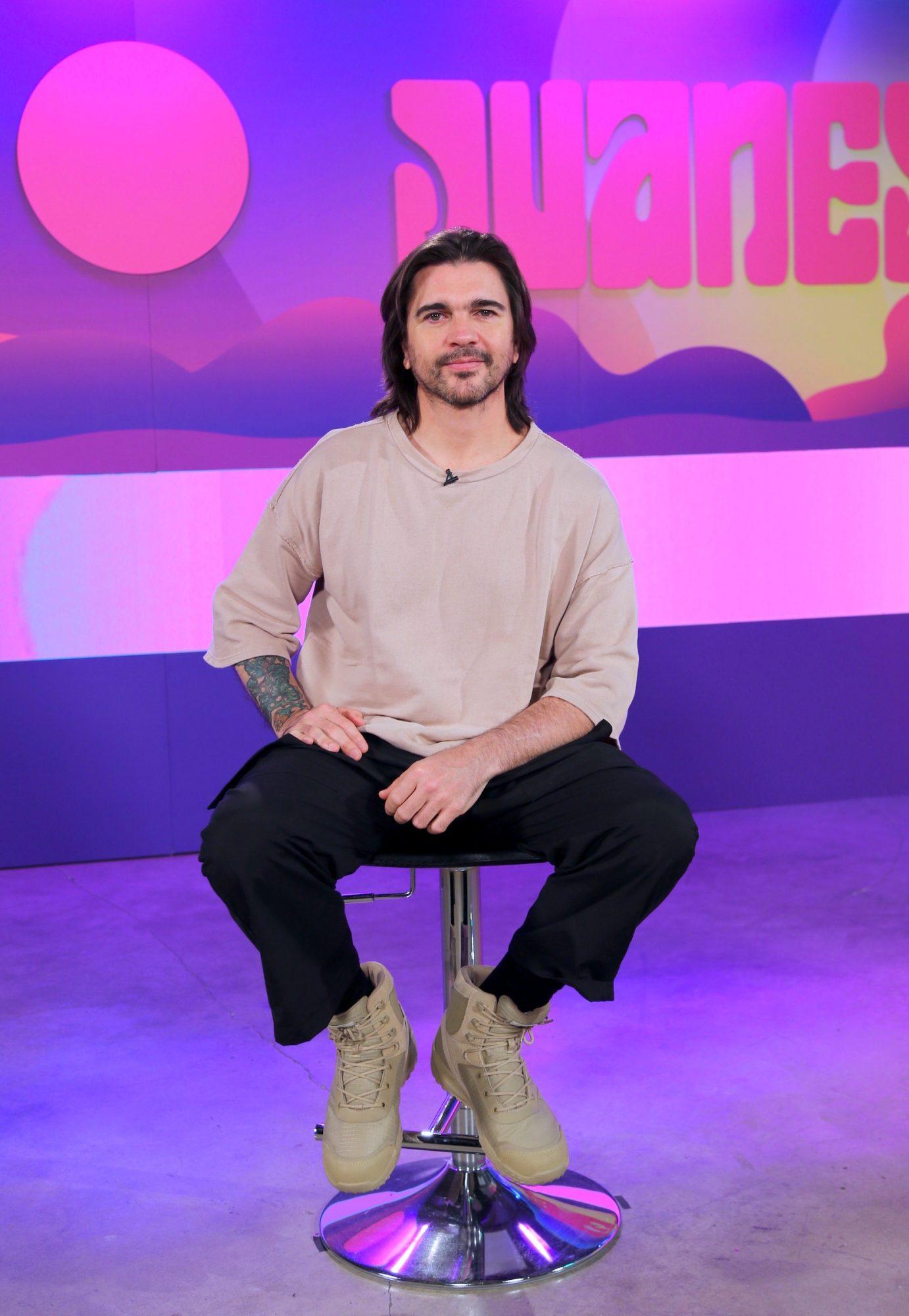 Juanes album Más futuro que pasado
