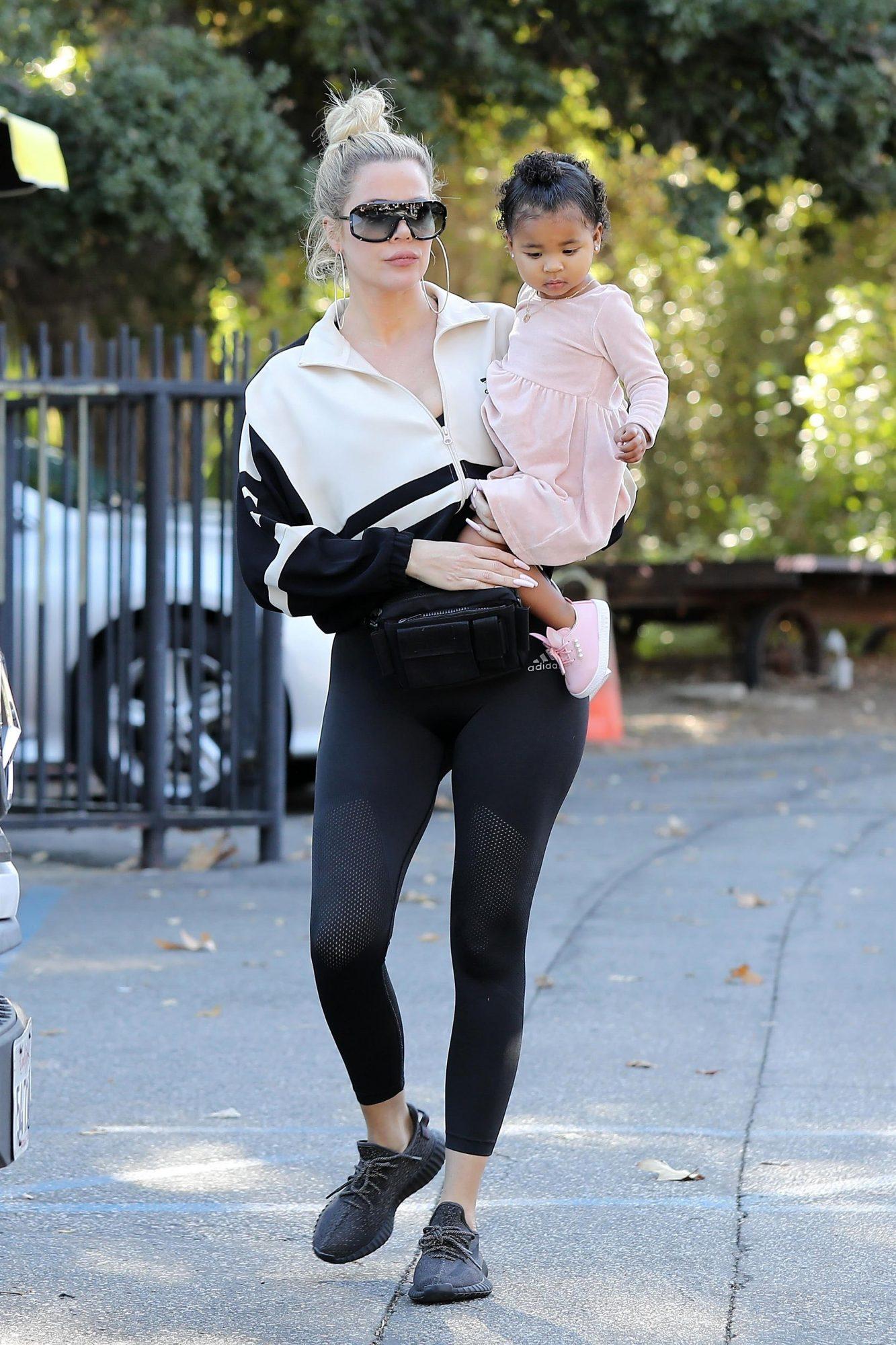 Khloé Kardashian, True Thompson