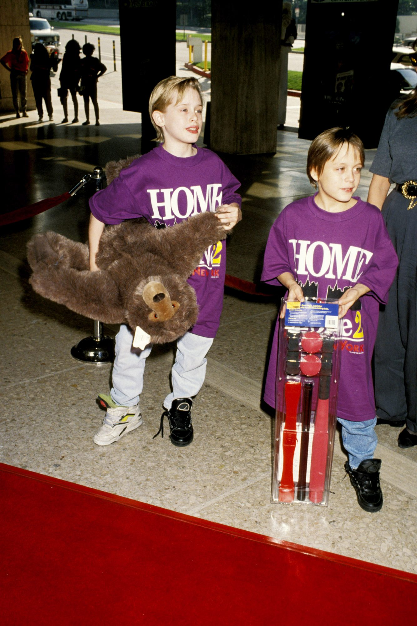 """""""Home Alone 2: Lost in New York"""" Premiere Hosted by United Artist Theatres"""
