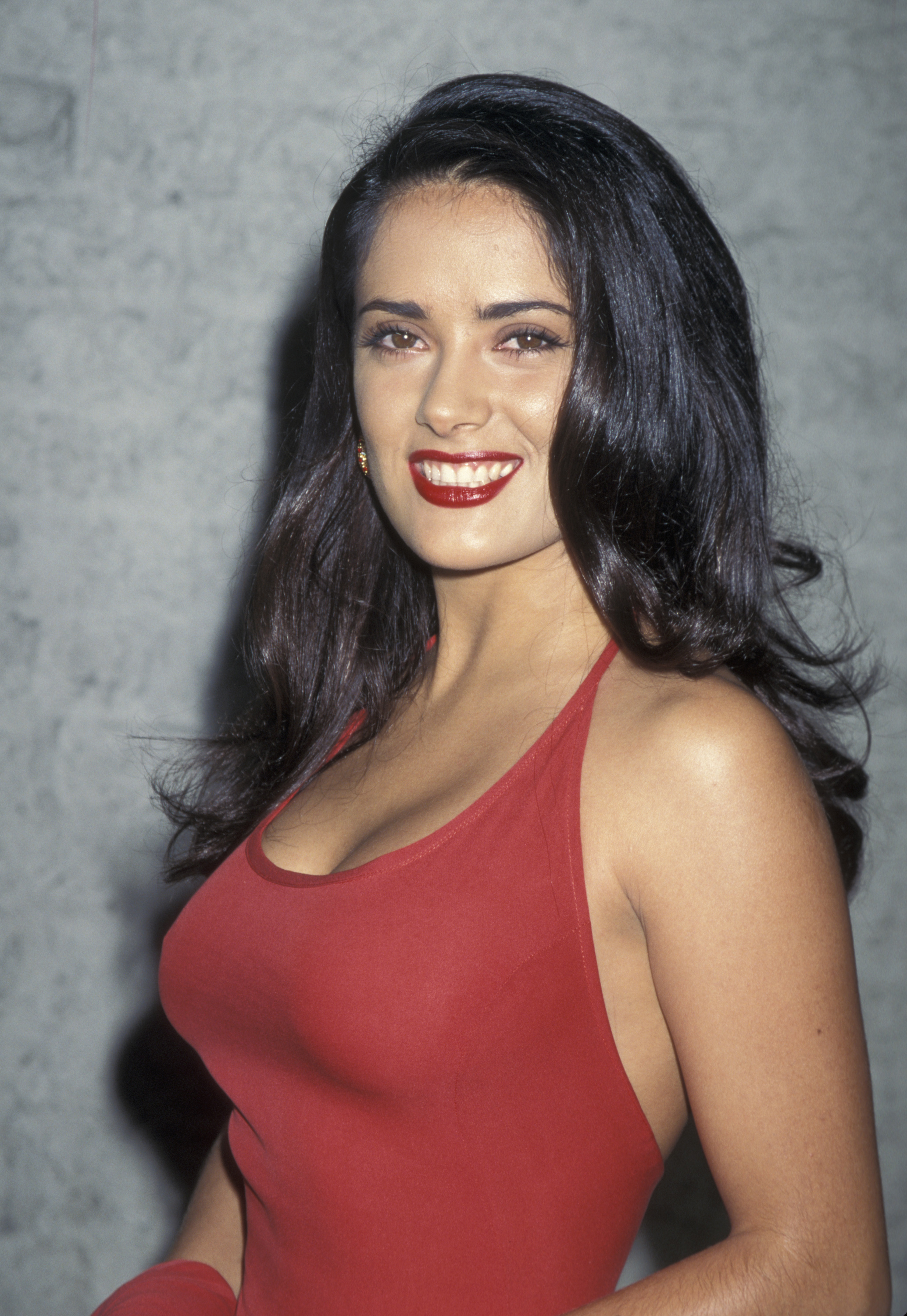 Salma Hayek Through The Years People En Español