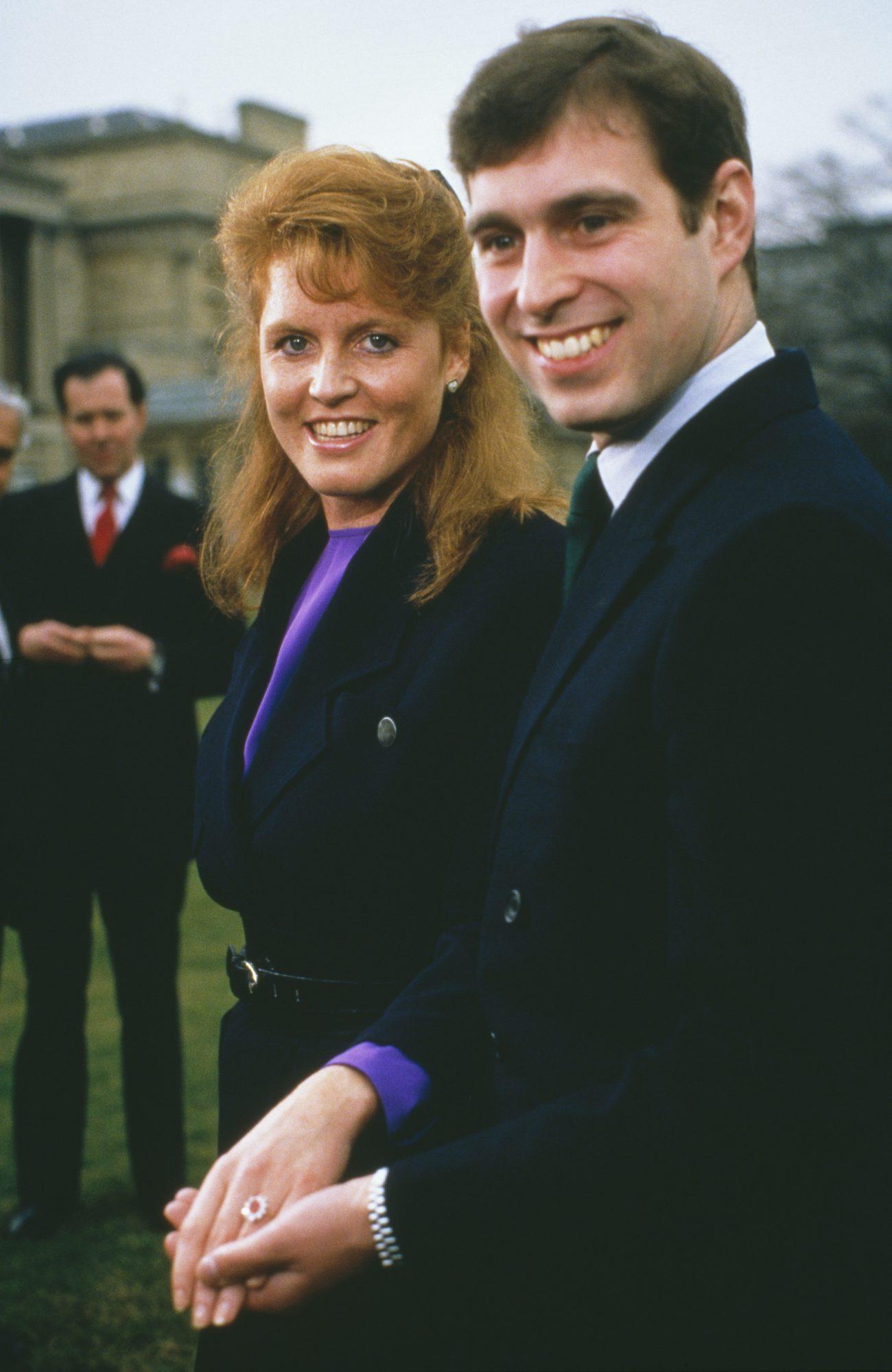 Prince Andrew Sarah Ferguso