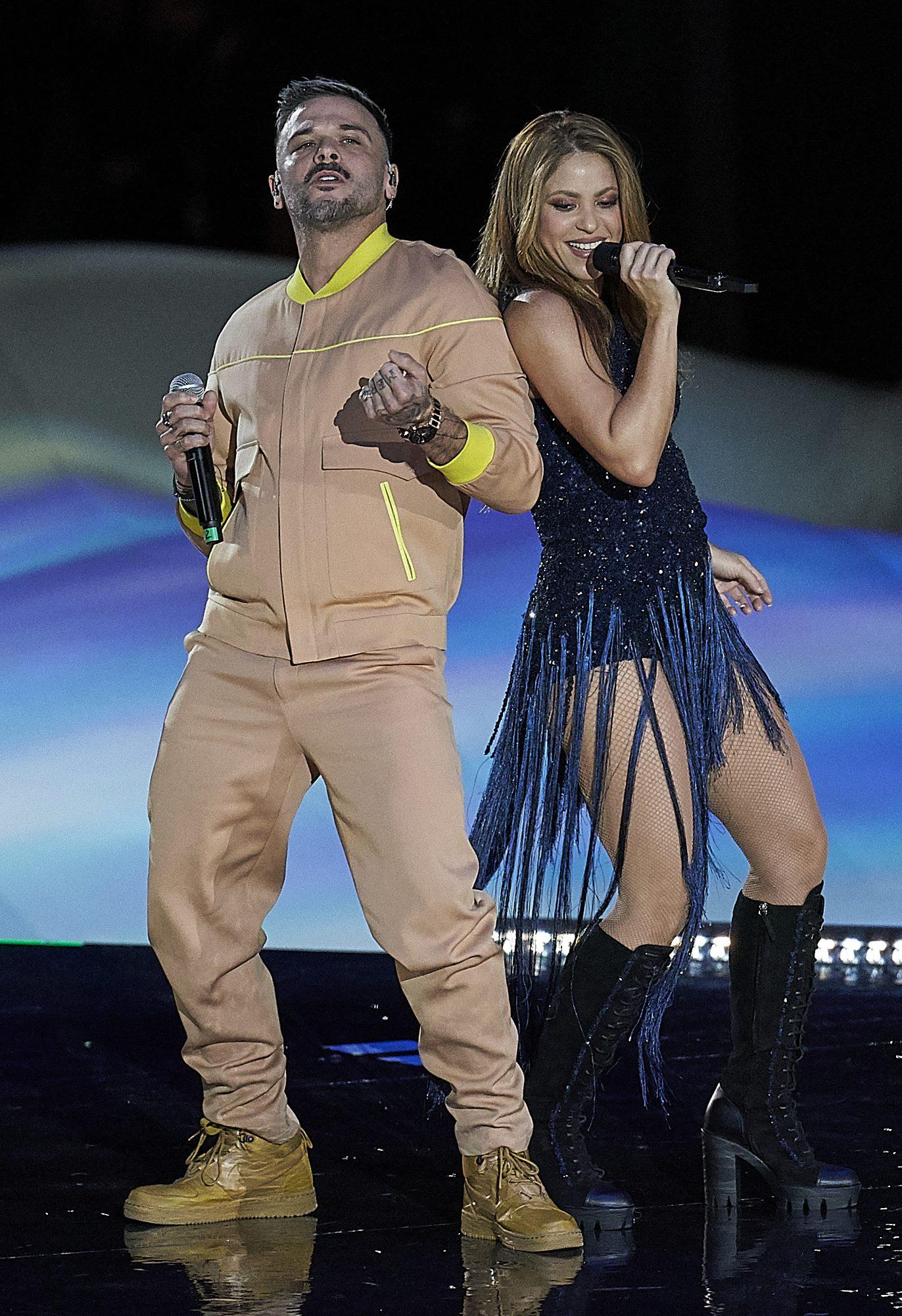 Shakira, Pedro Capó