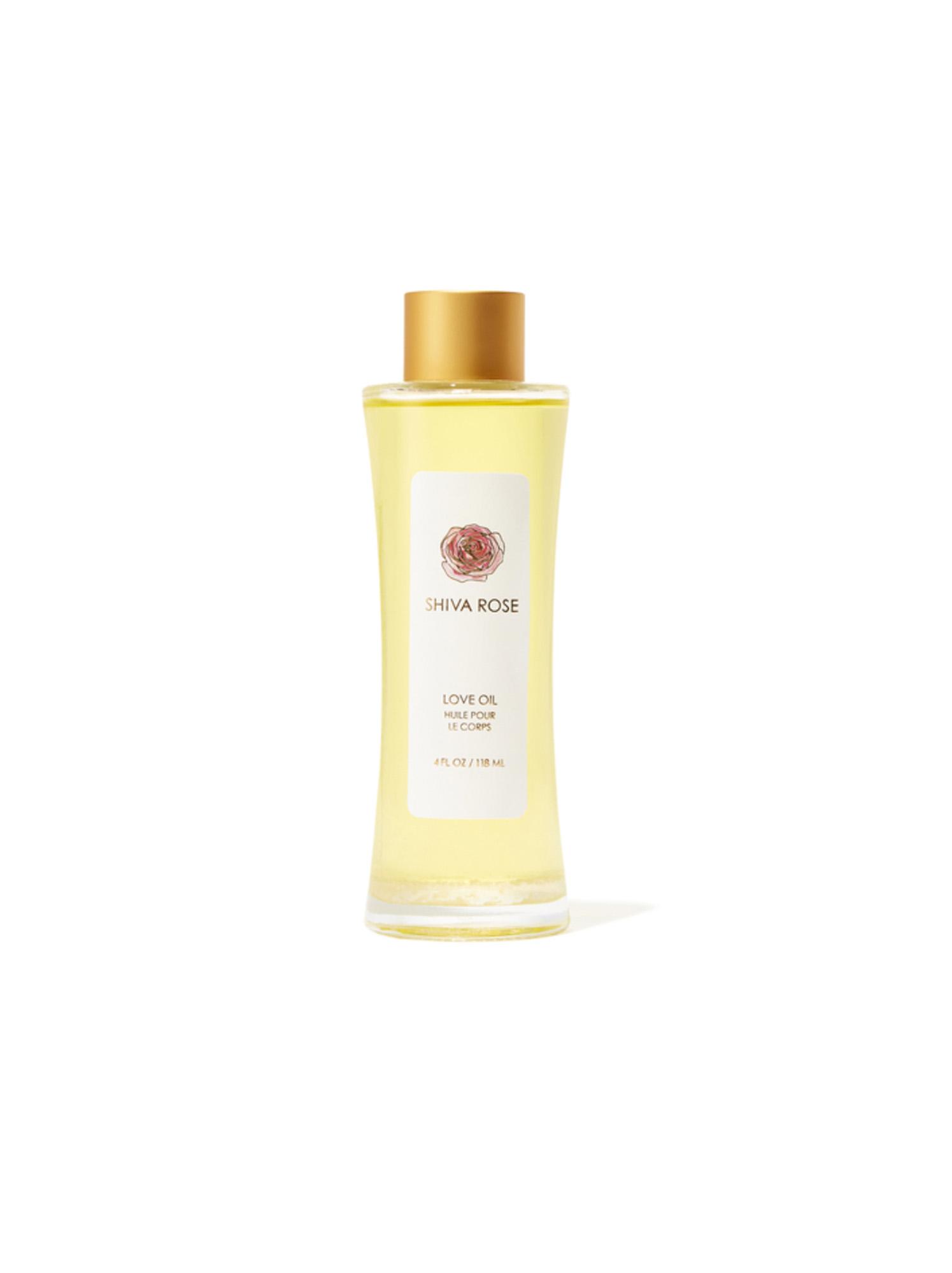 Shiva Rose massage oil