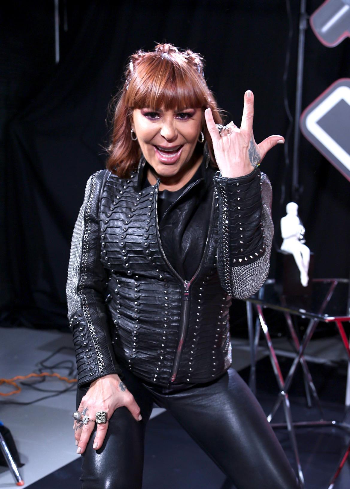 Alejandra Guzmán la voz