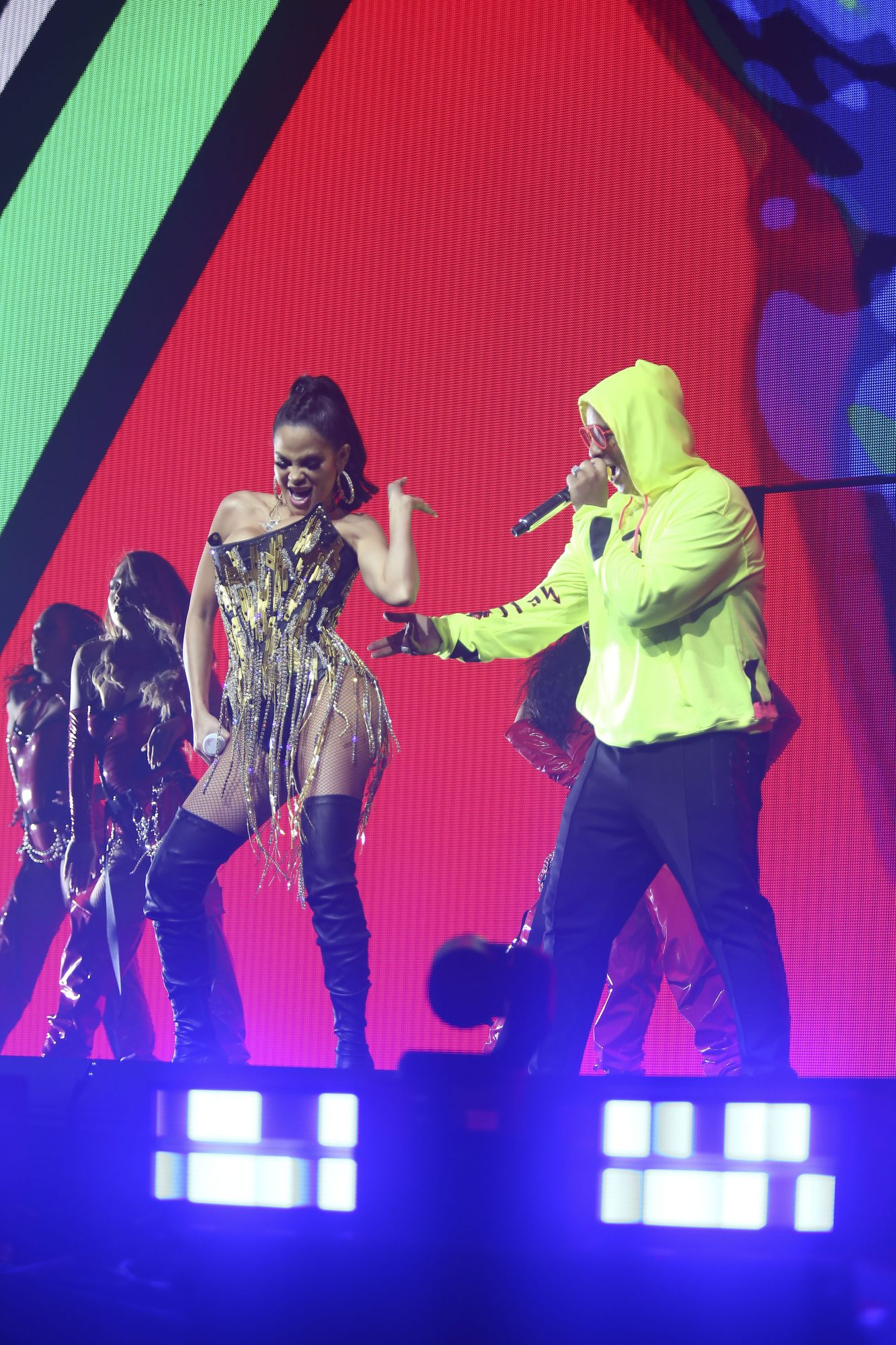 Daddy Yankee, Natti Natasha