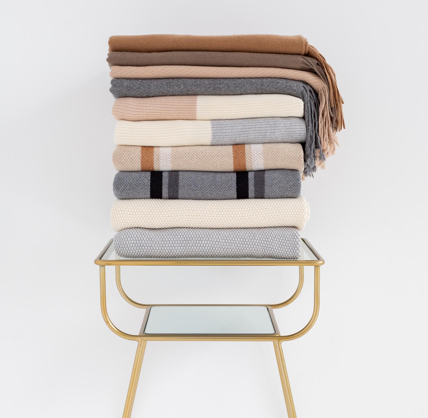 Avocado-Green-Mattress-Natural-Throw-Blankets