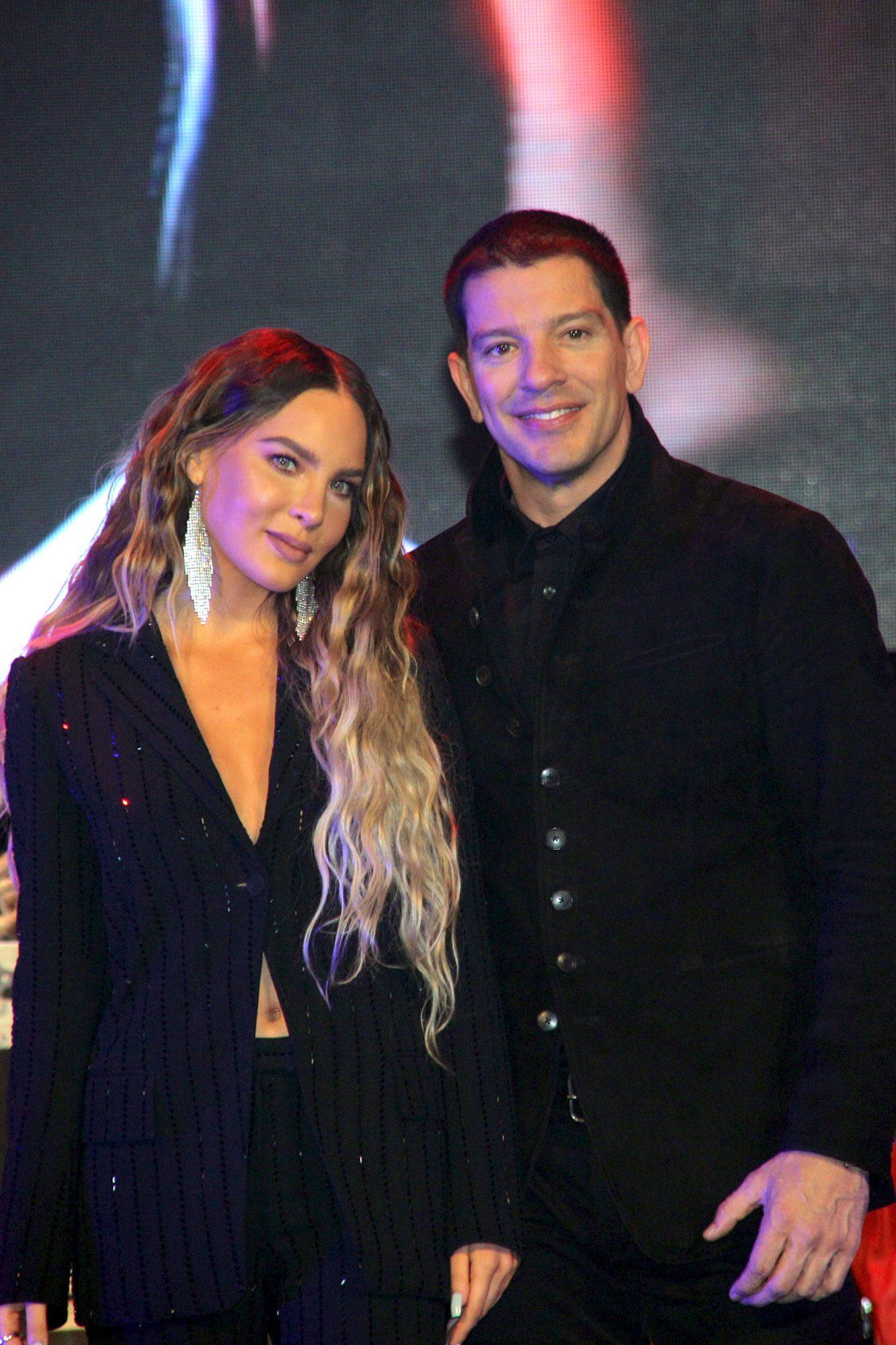 """Belinda y Yahir protagonizan el musical """"Hoy No Me Puedo Levantar"""" que inicia temporada el próximo 31 de enero en el Centro Cultural Teatro"""