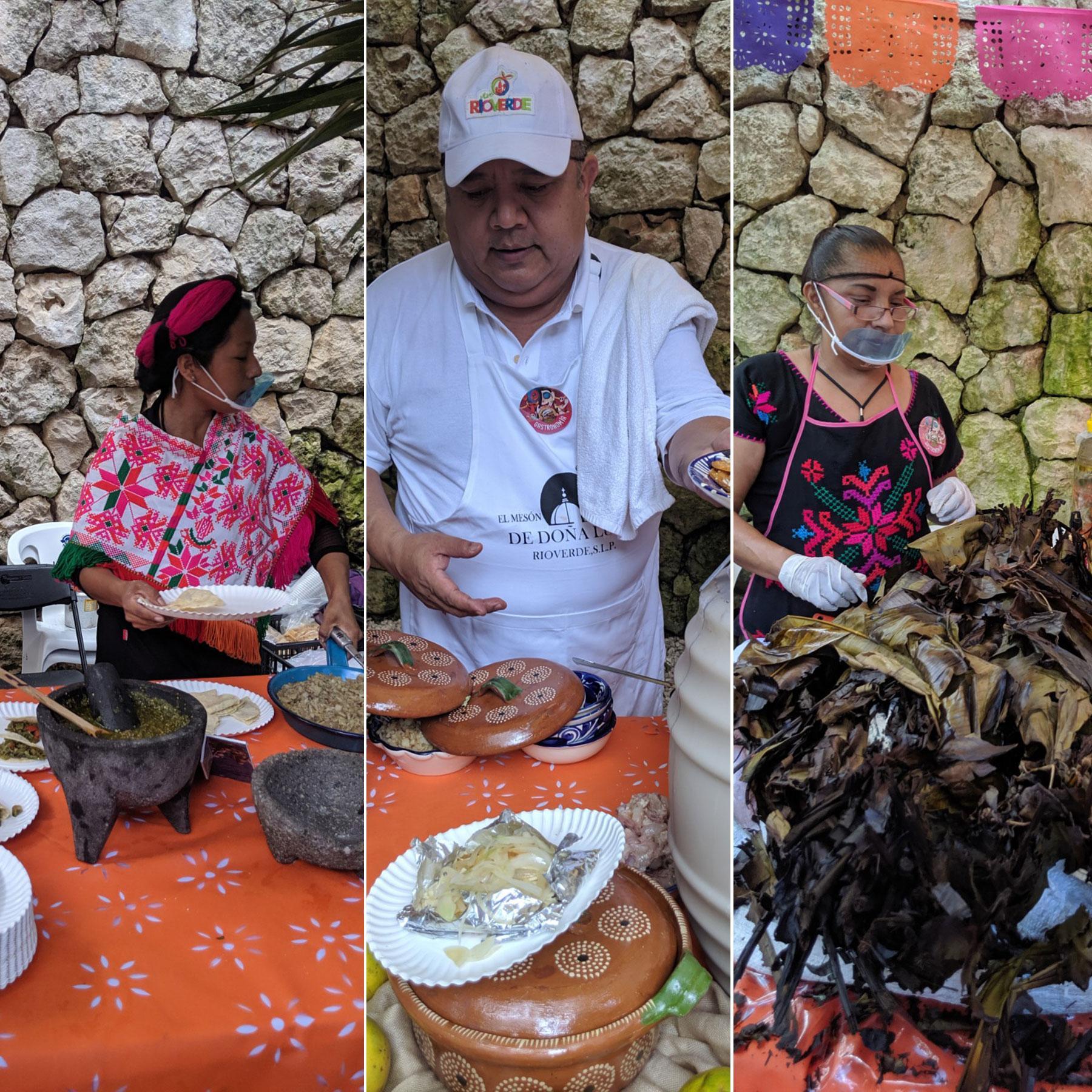 Día de Muertos Xcaret Mexico