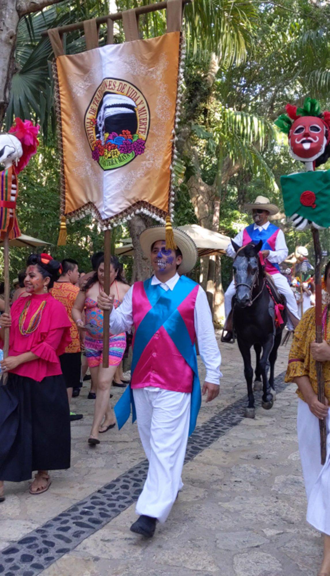 Festival Vida y Muerte Xcaret