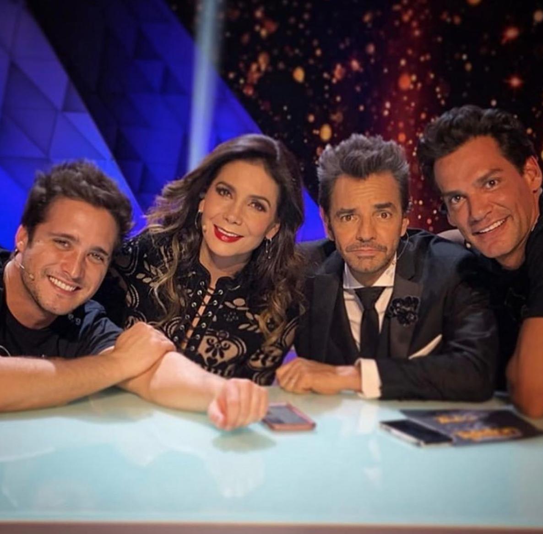 Diego Boneta, Patty Manterola, Eugenio Derbez, Cristian De la Fuente
