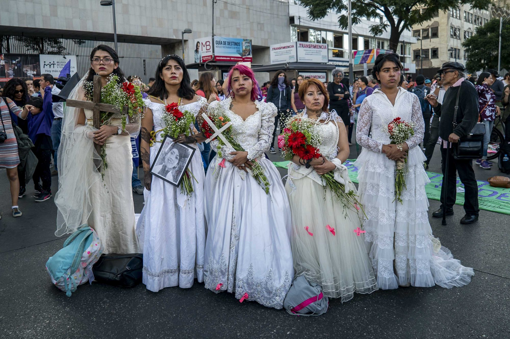 International Day For Elimination Of Violence Against Women In Mexico