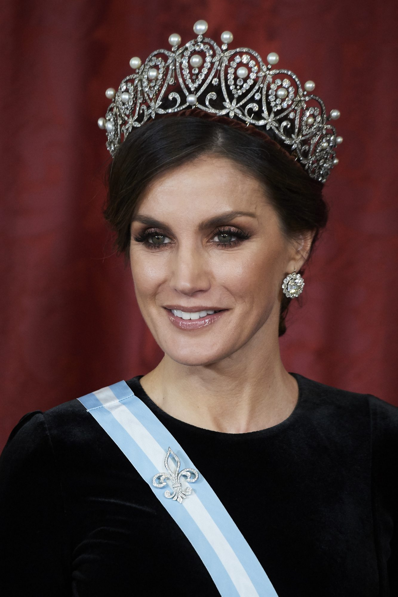 reina Letizia, España, realeza