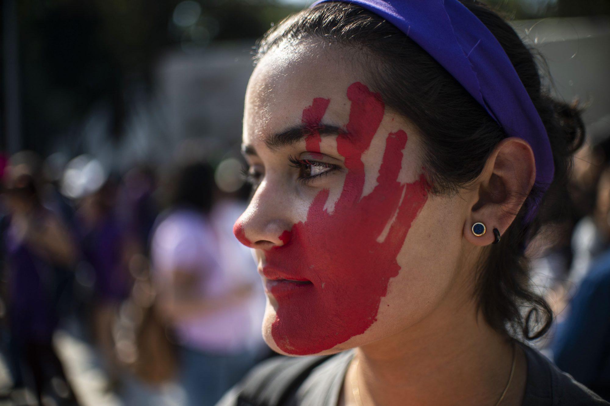 MEXICO-WOMEN-VIOLENCE-DEMO