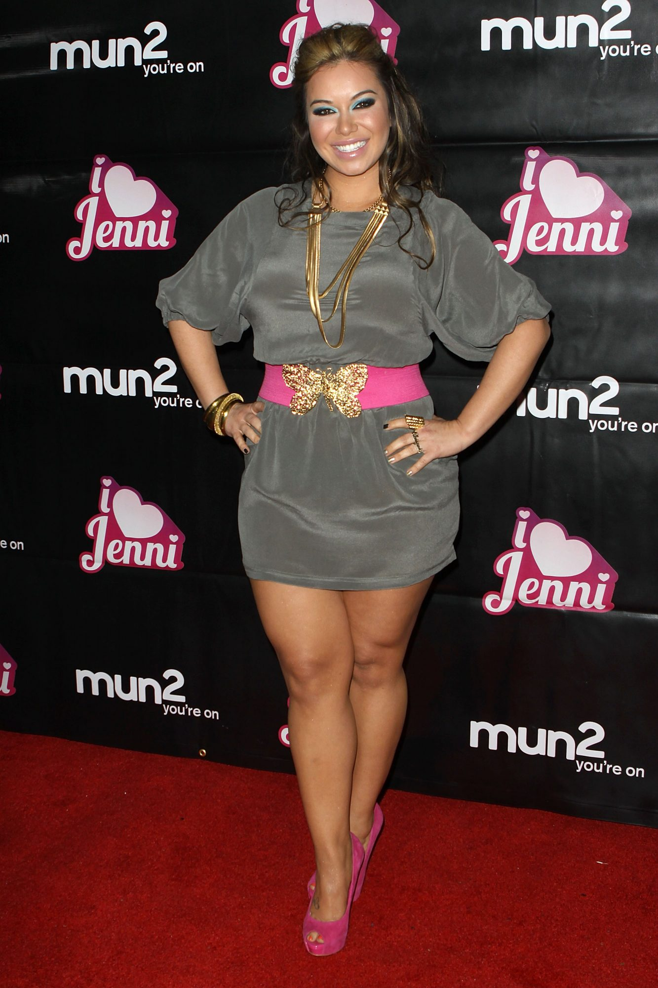 "Premiere Of mun2's ""I Love Jenni"" Reality Series"