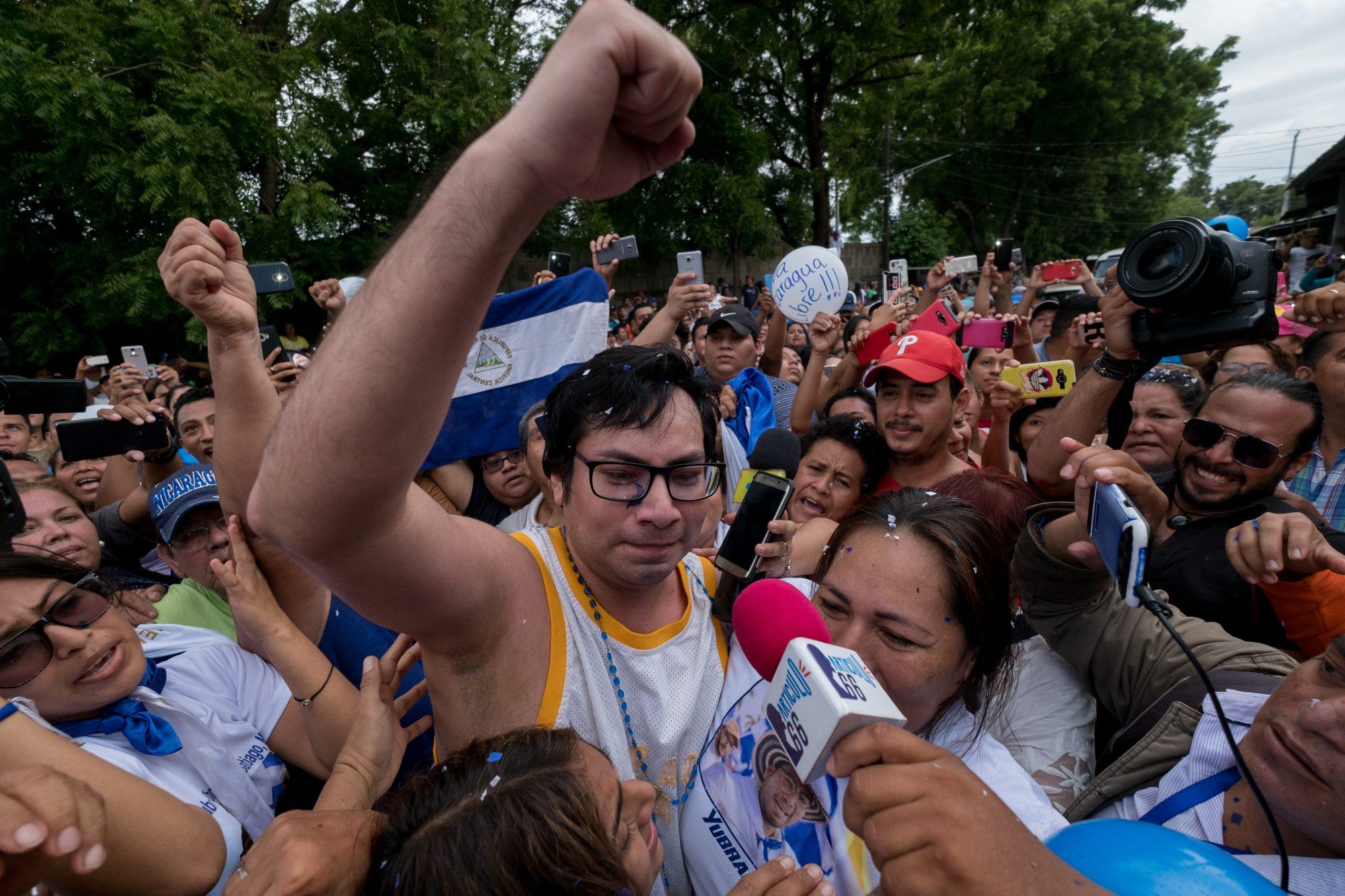 Nicaragua: Release of political prisoners