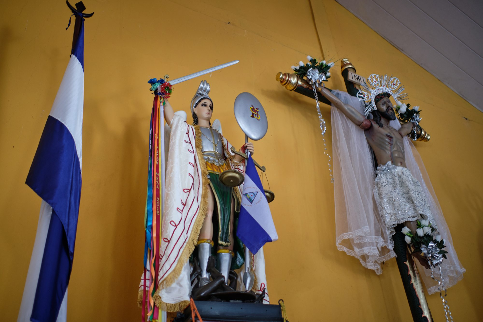The Catholic Church, one of the last spaces for opposition in Nicaragua, is besieged by the Ortega government.