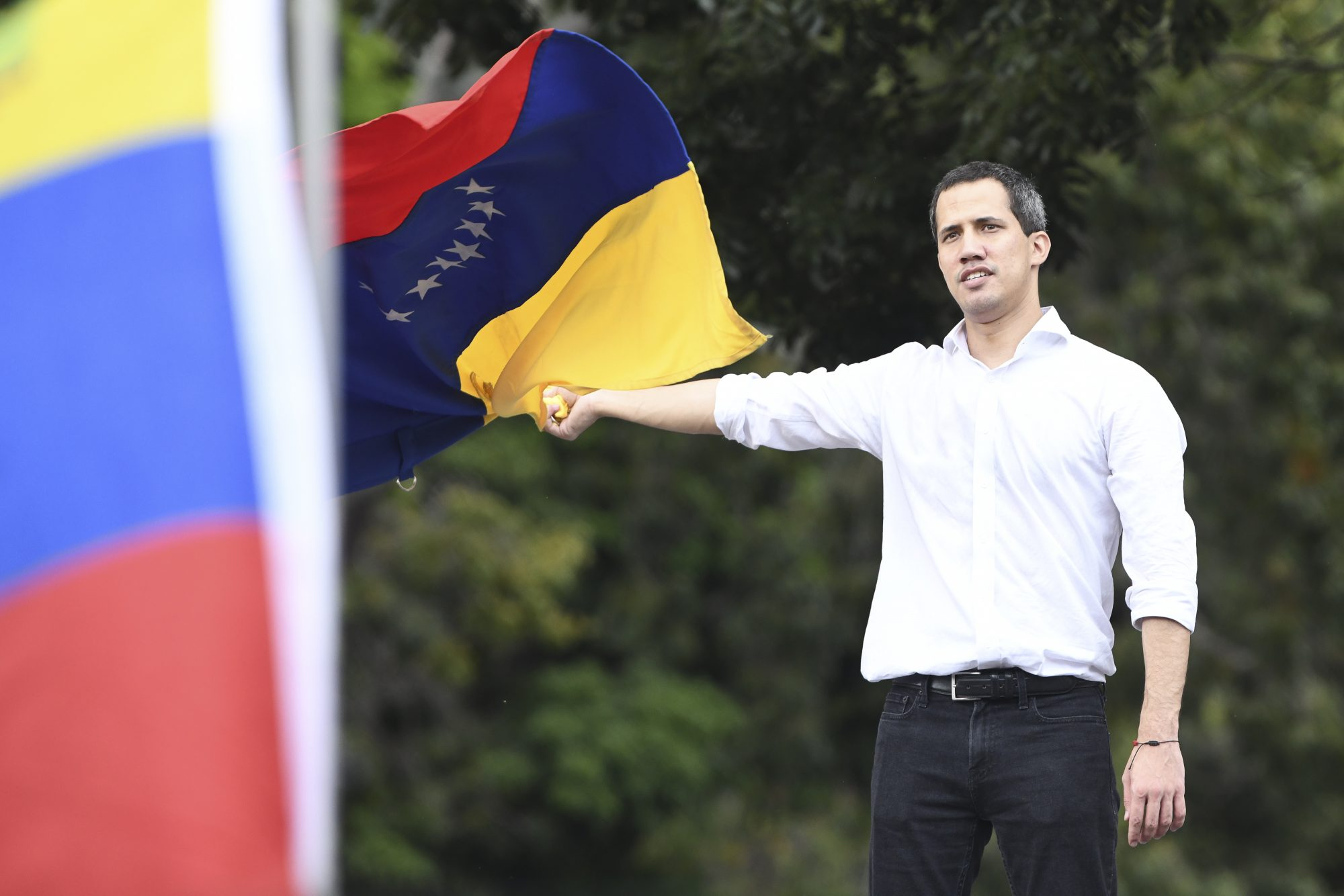Juan Guaido Urges Venezuela Back Into Protests To Remove Maduro From Power