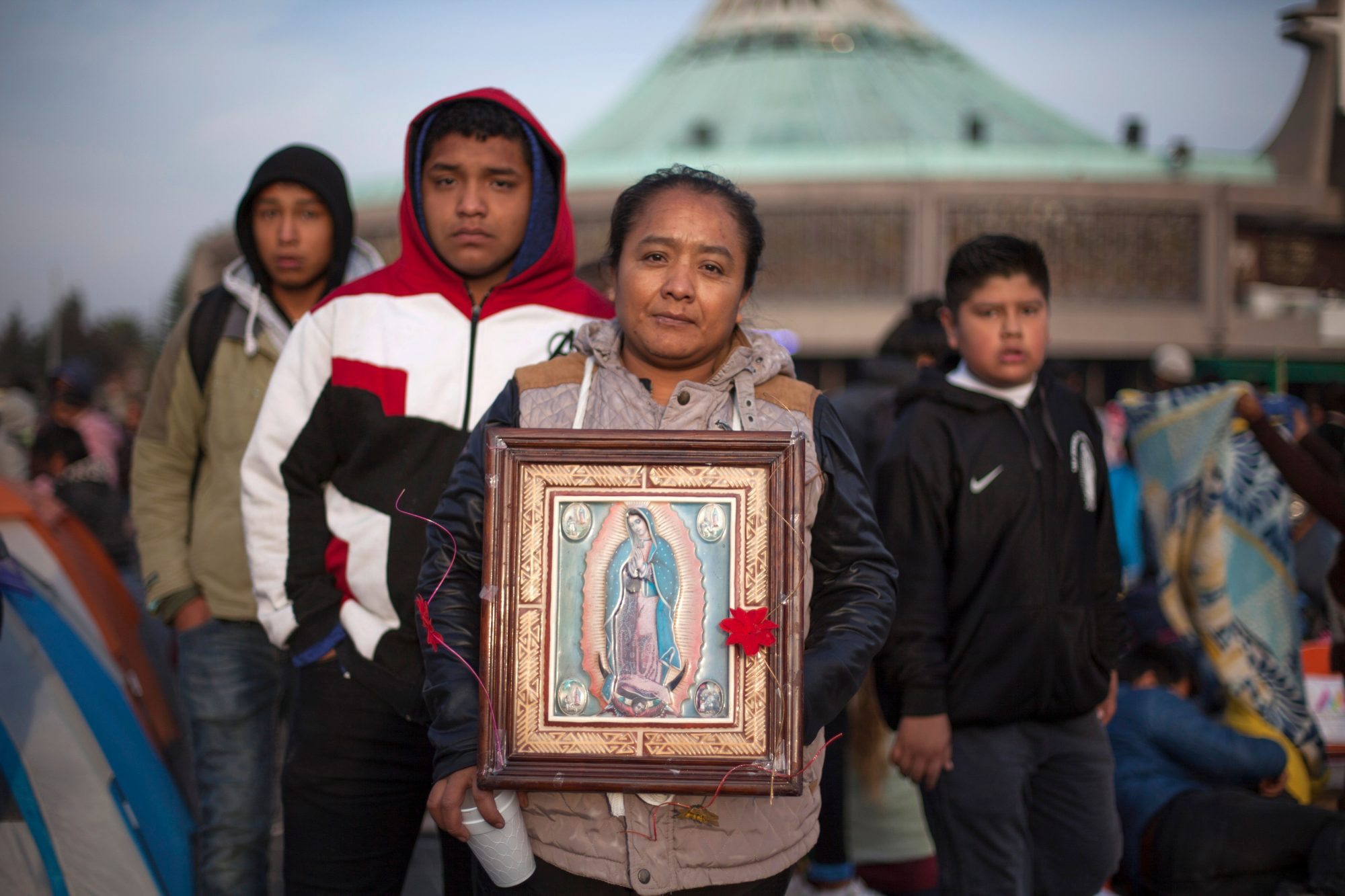MEXICO-RELIGION-VIRGIN OF GUADALUPE