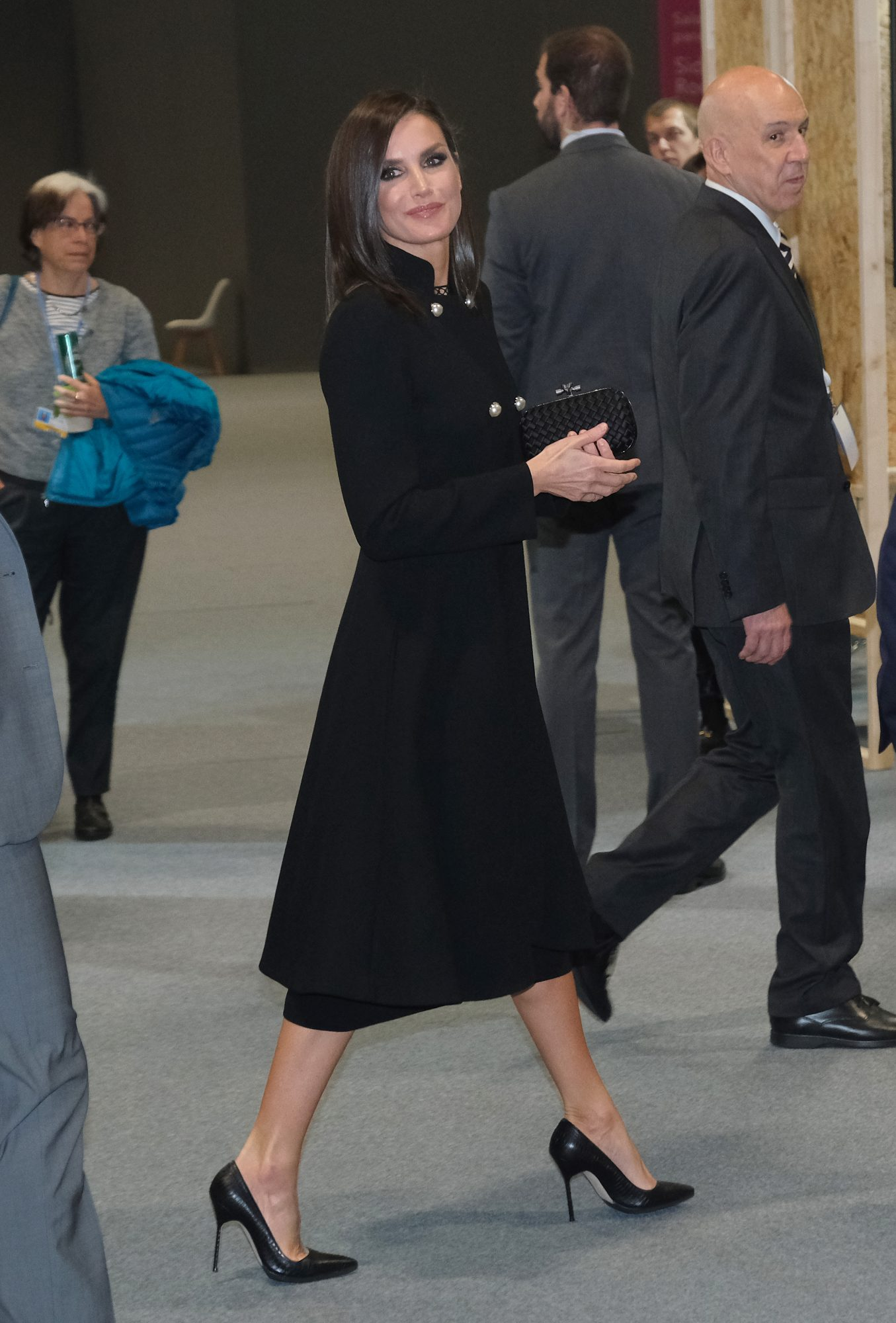 Queen Letizia Of Spain Attends The COP25 In Madrid