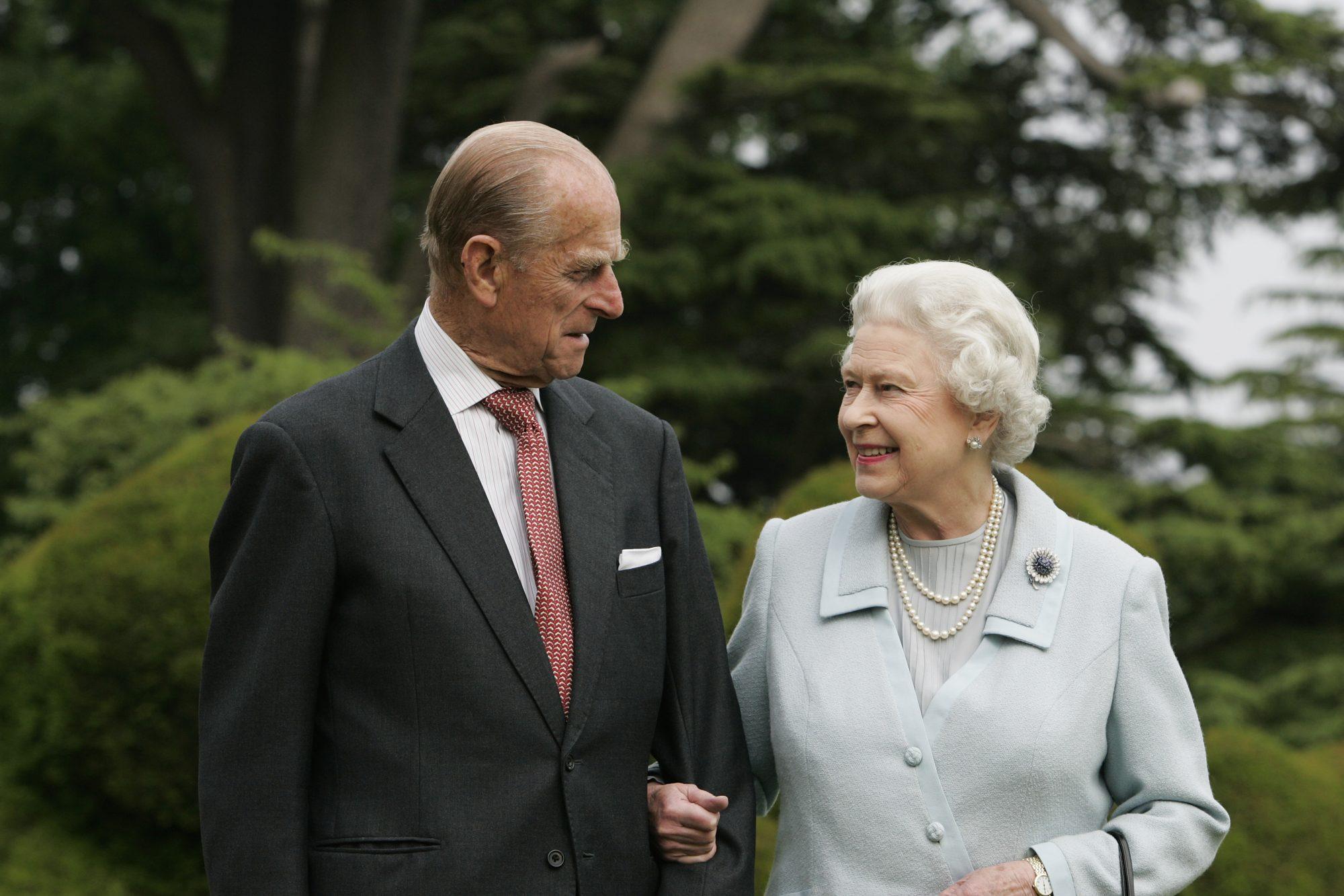 Príncipe Philip, reina Isabell II