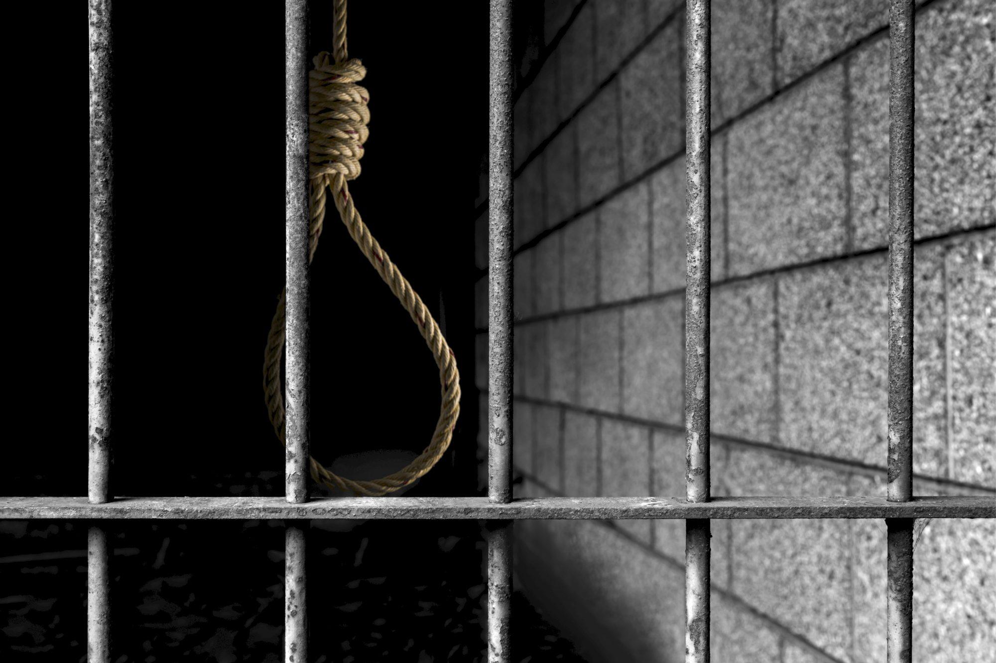 Suicidio en prisión