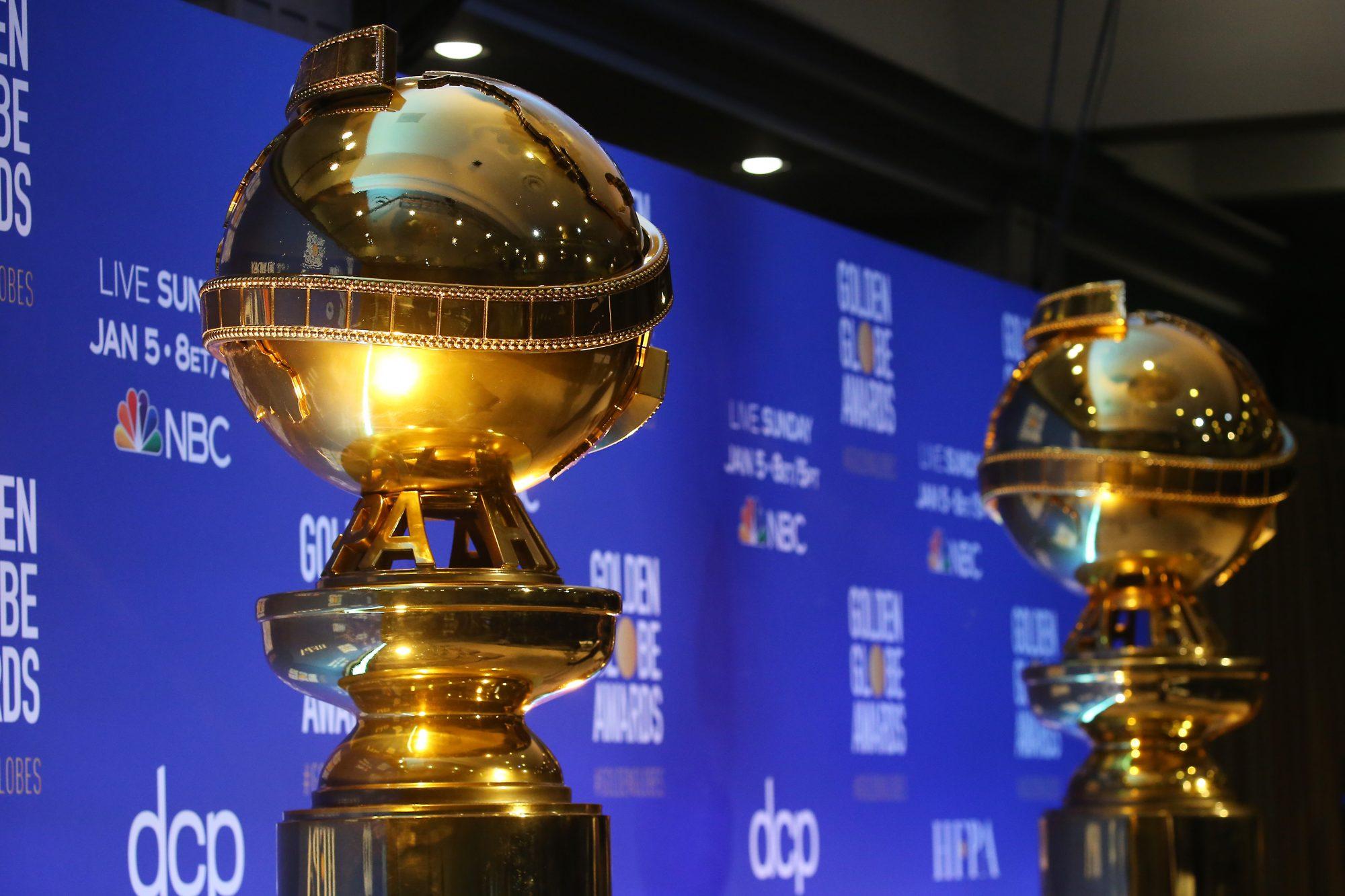 Ceremonia de la 77ma edición de los Golden Globes