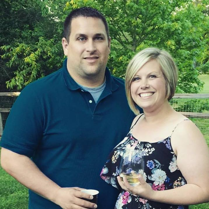 Joshua Lee Hunsucker and Stacy Robinson Hunsucker.