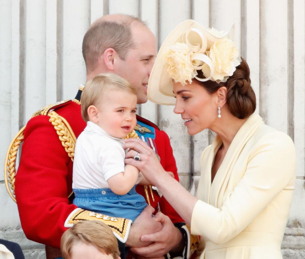 Kate Middleton príncipe Louis