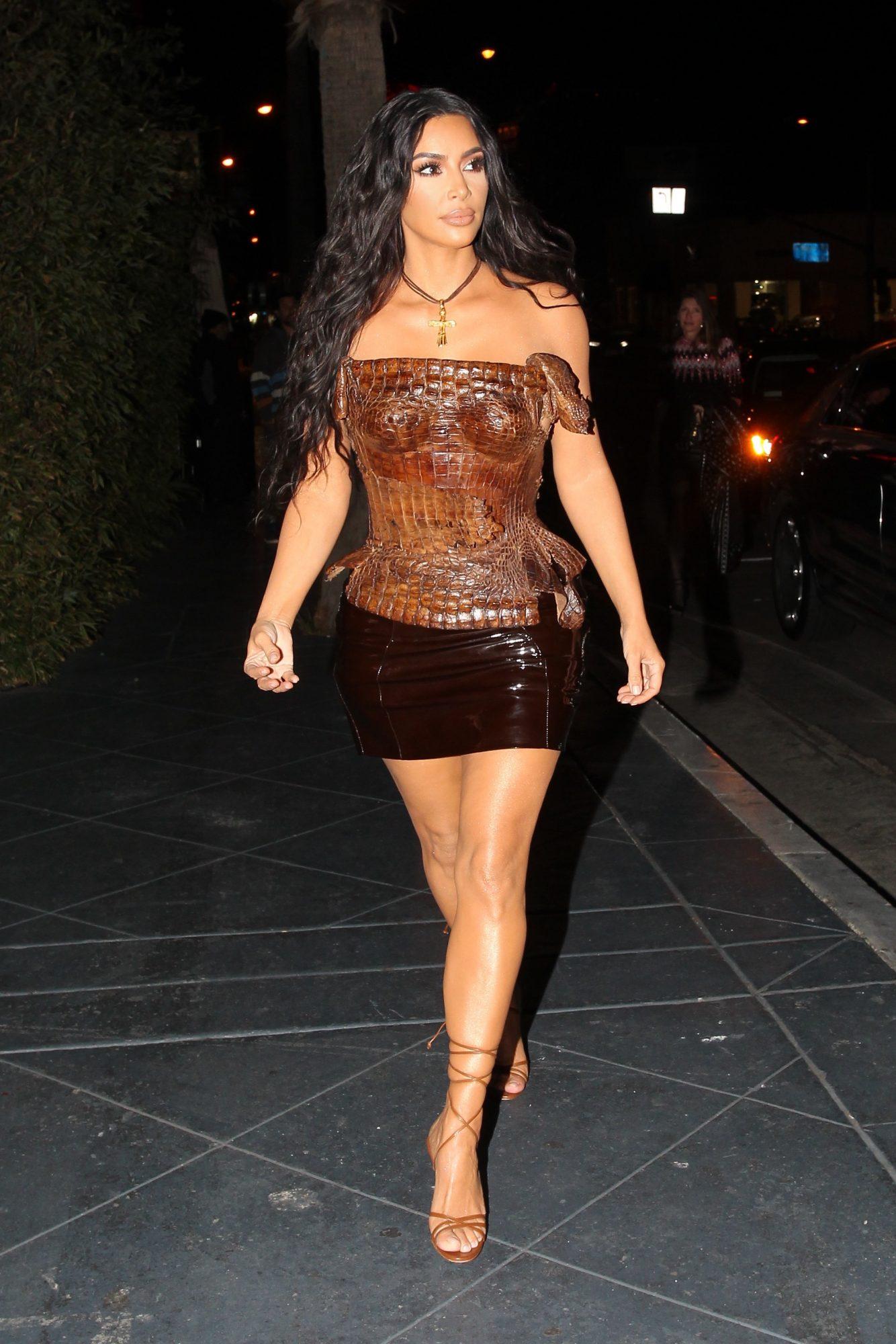 Kim Kardashian, looks, streetstyle