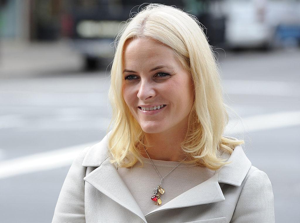 Mette-Marit Princesa de Noruega