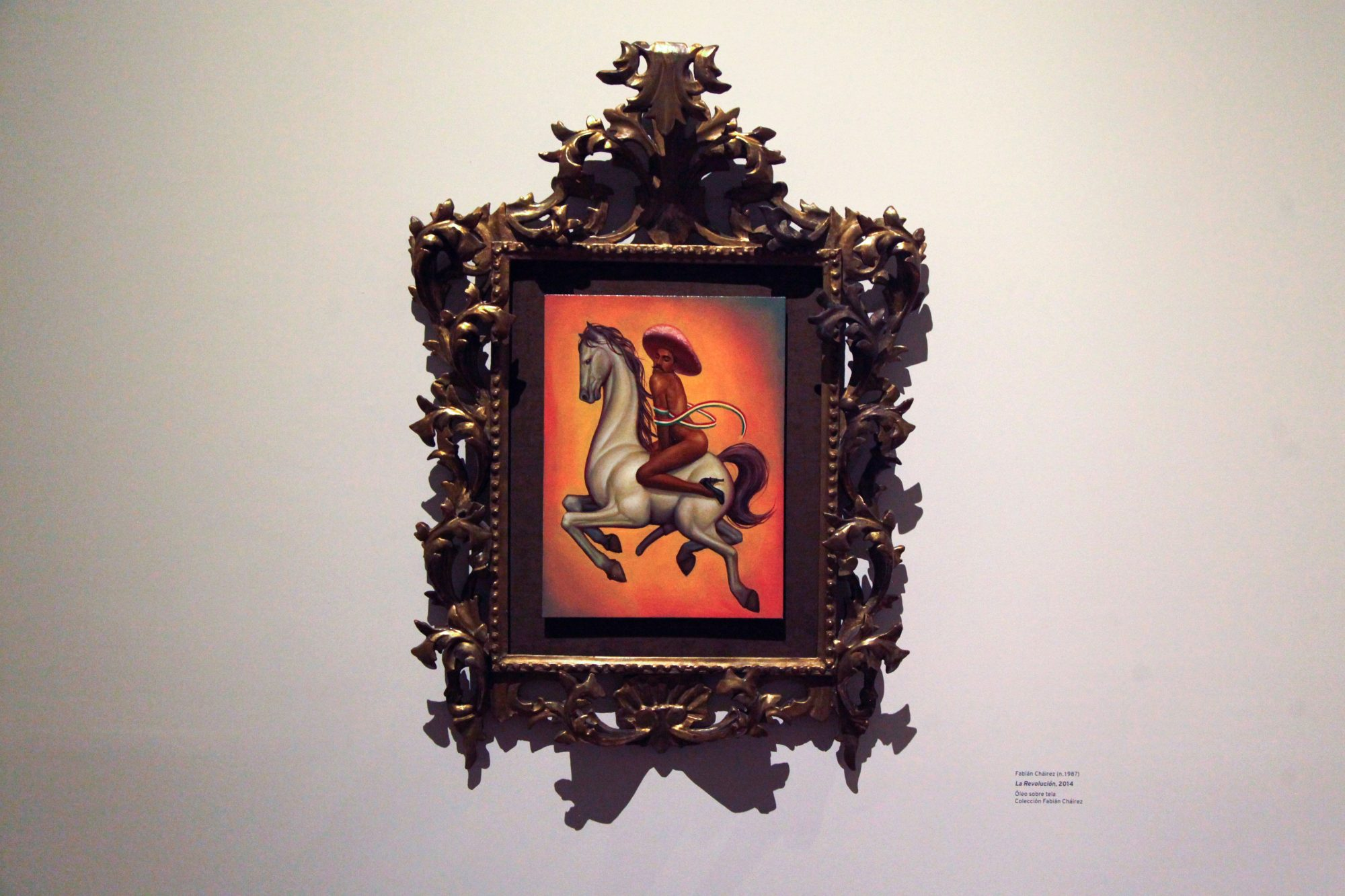 Painting Zapata
