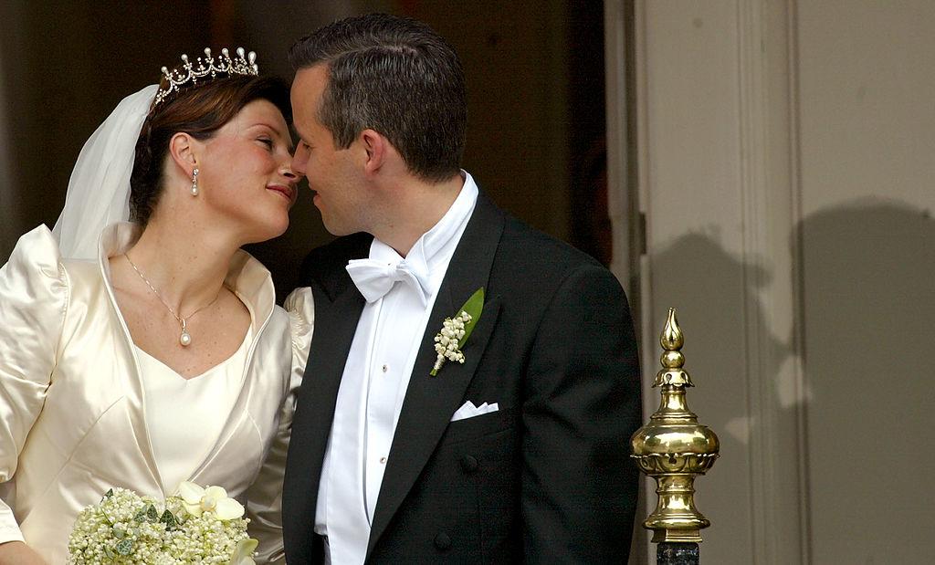 Princesa Marta Luisa de Noruega Ari Behn