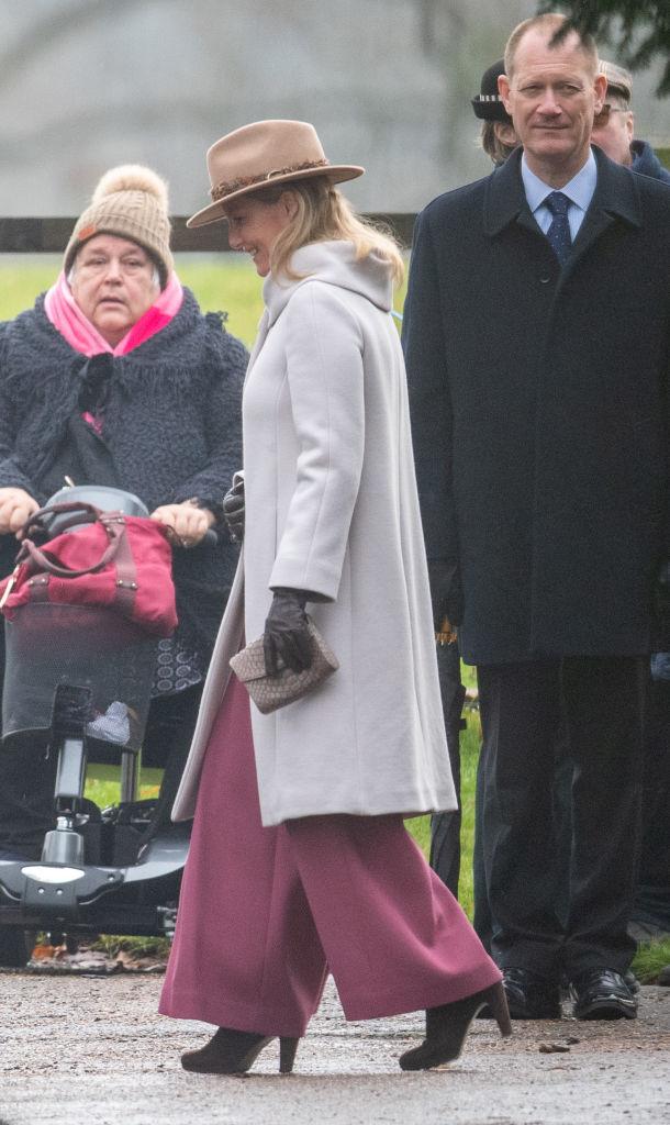Condesa Sophie de Wessex Navidad