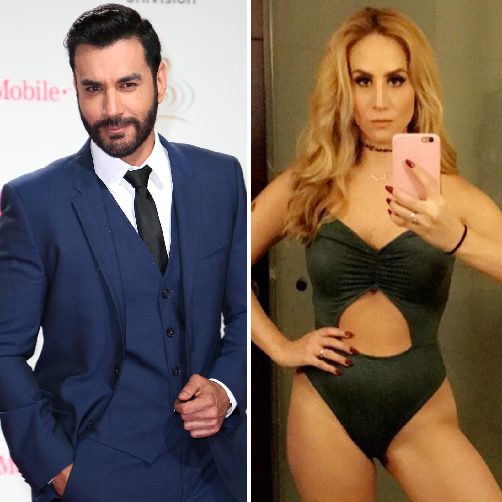 David Cepeda y Lina Radwan