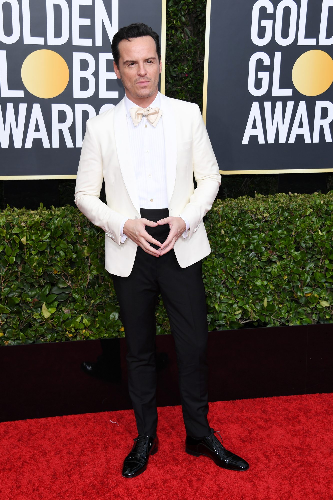 Andrew Scott Alfombra Roja Golden Globes 2020