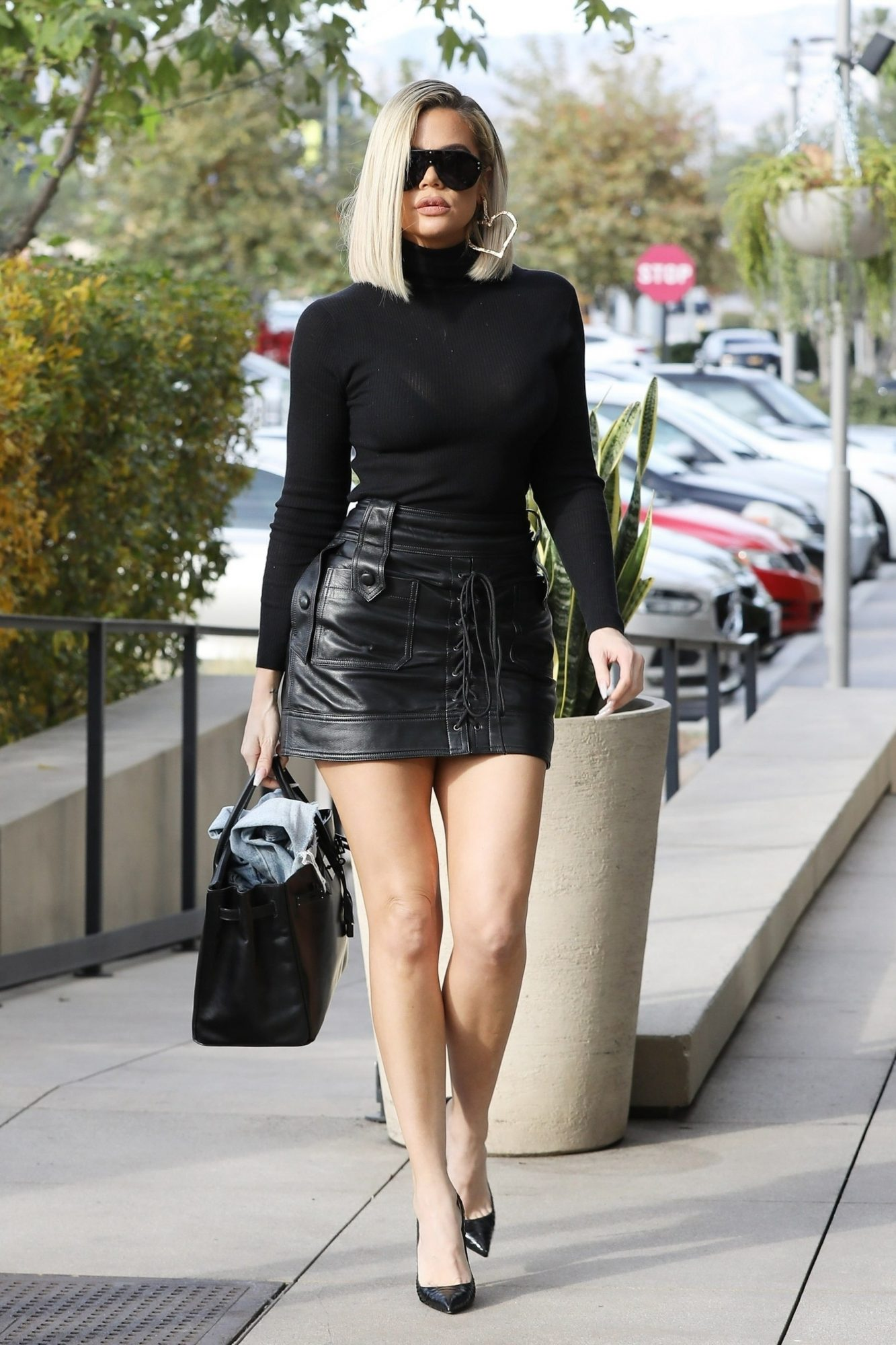 Khloe Kardashian, looks, streetstyle