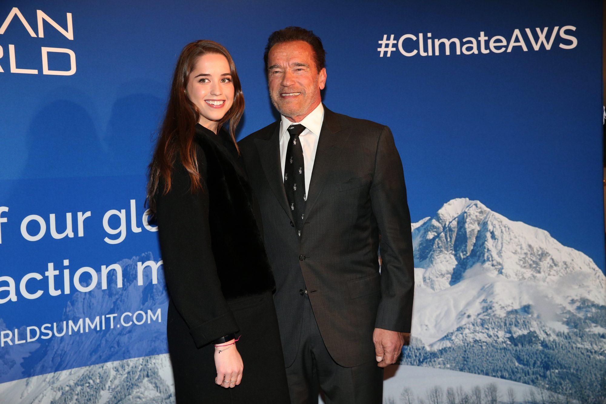 Cristina, hija de Maria Shriver y Arnold Schwarzenegger
